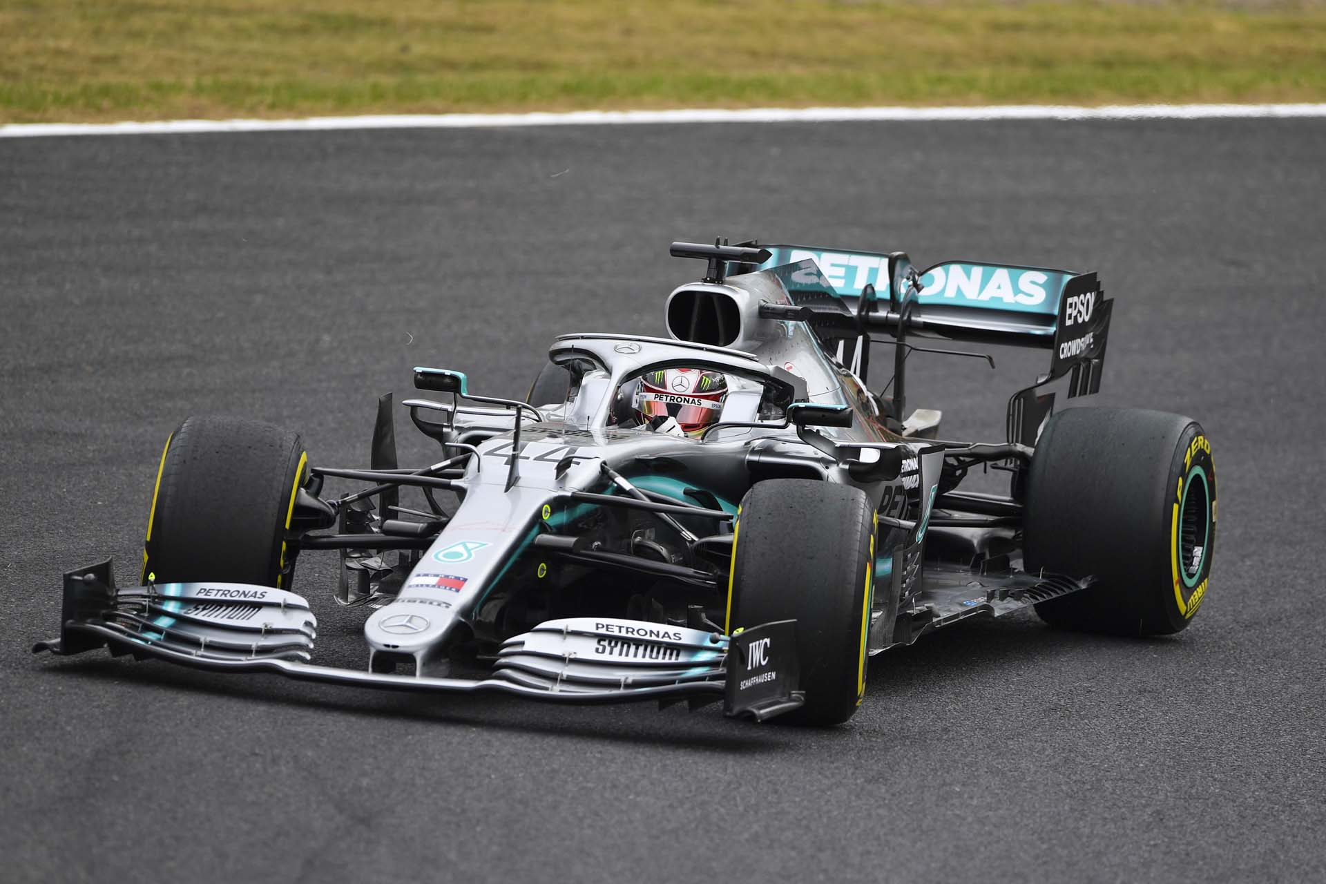 2019 Japanese Grand Prix, Friday - LAT Images