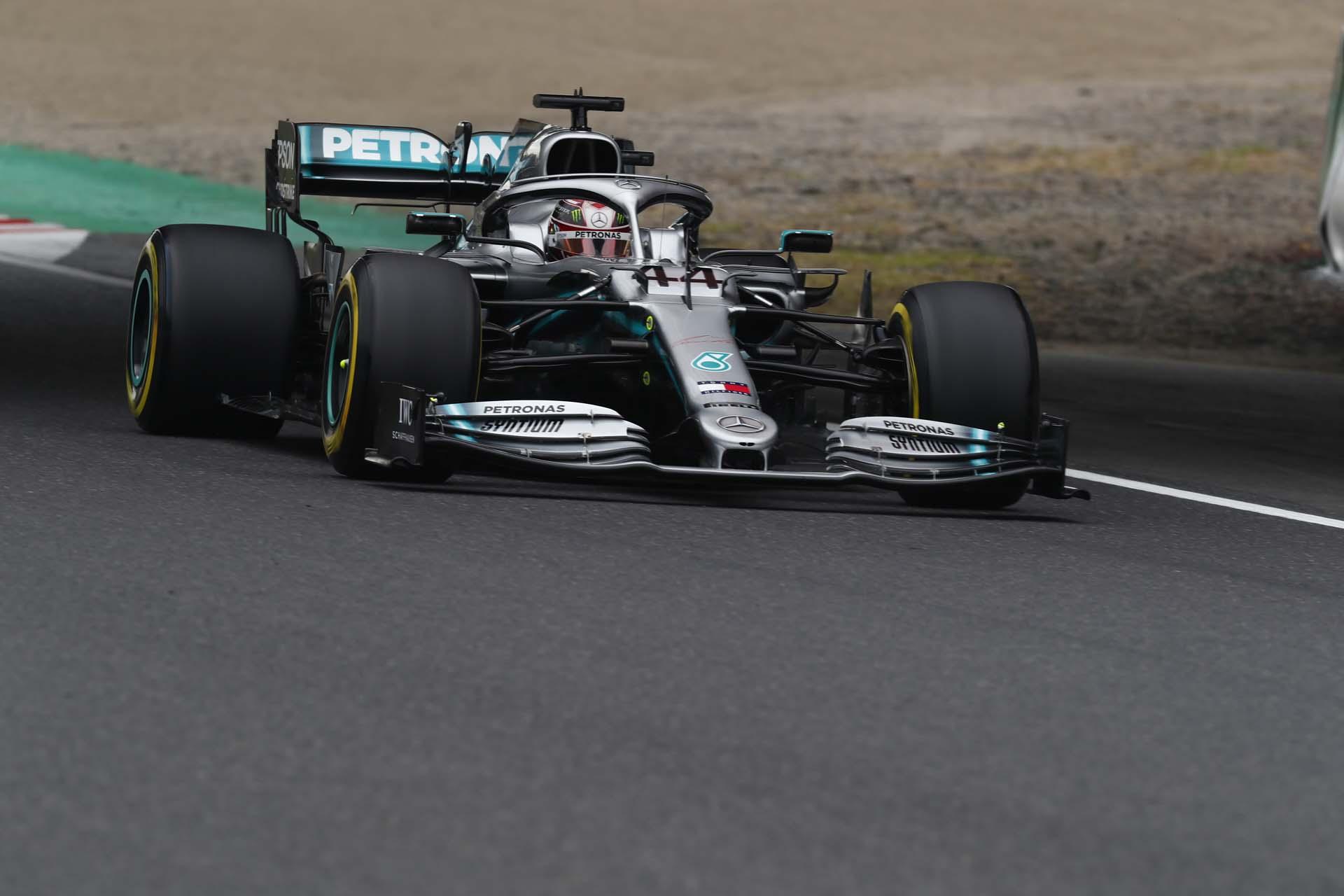 2019 Japanese Grand Prix, Friday - Wolfgang Wilhelm
