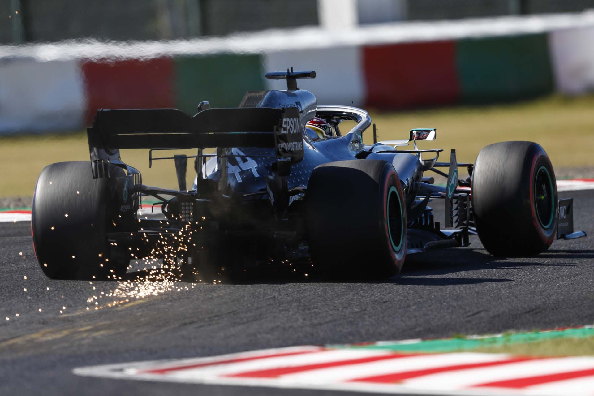 2019 Japanese Grand Prix, Sunday - LAT Images