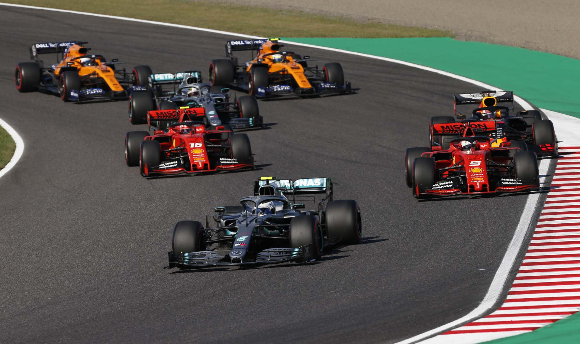 2019 Japanese Grand Prix, Sunday - Wolfgang Wilhelm