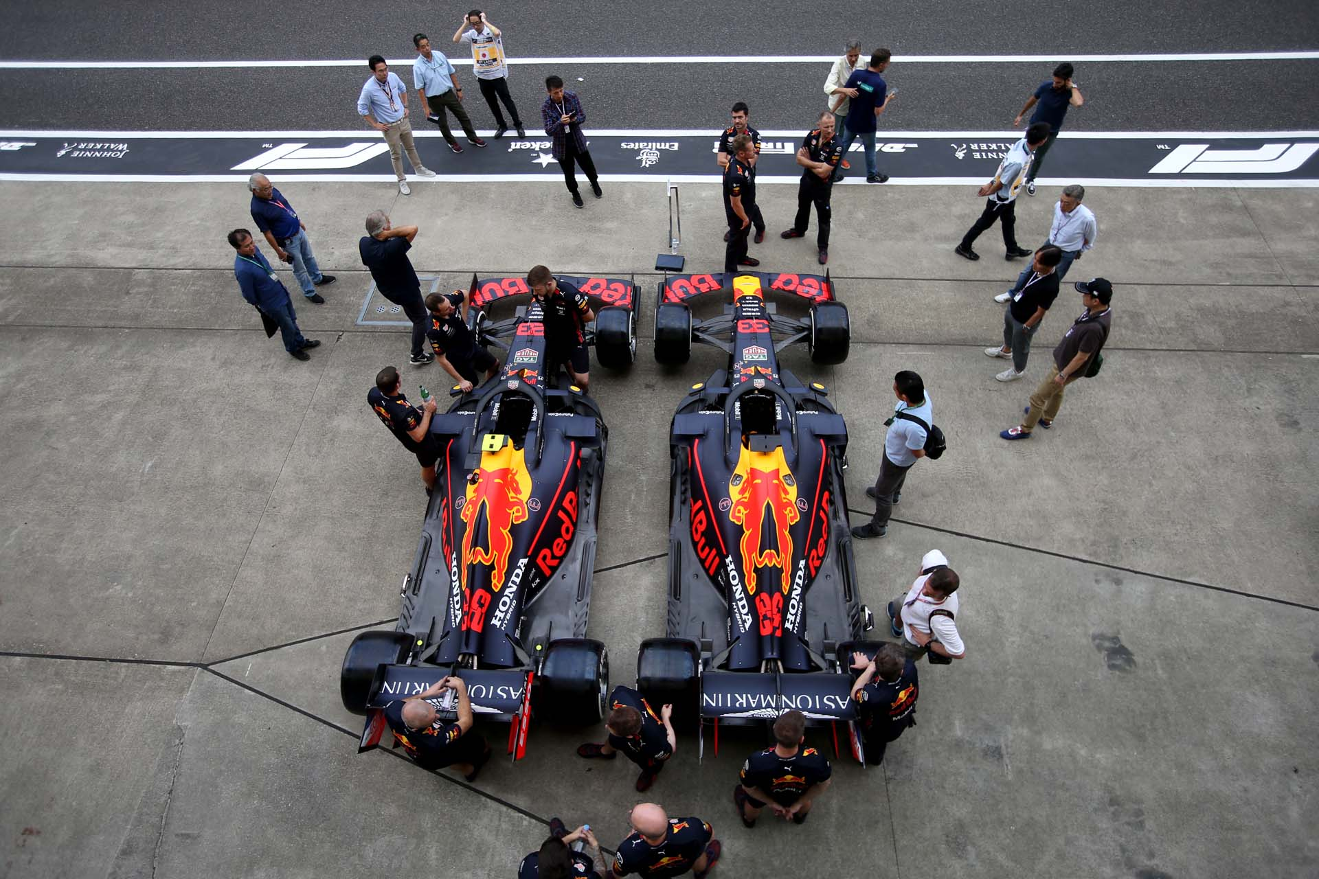 F1 Grand Prix of Japan - Previews