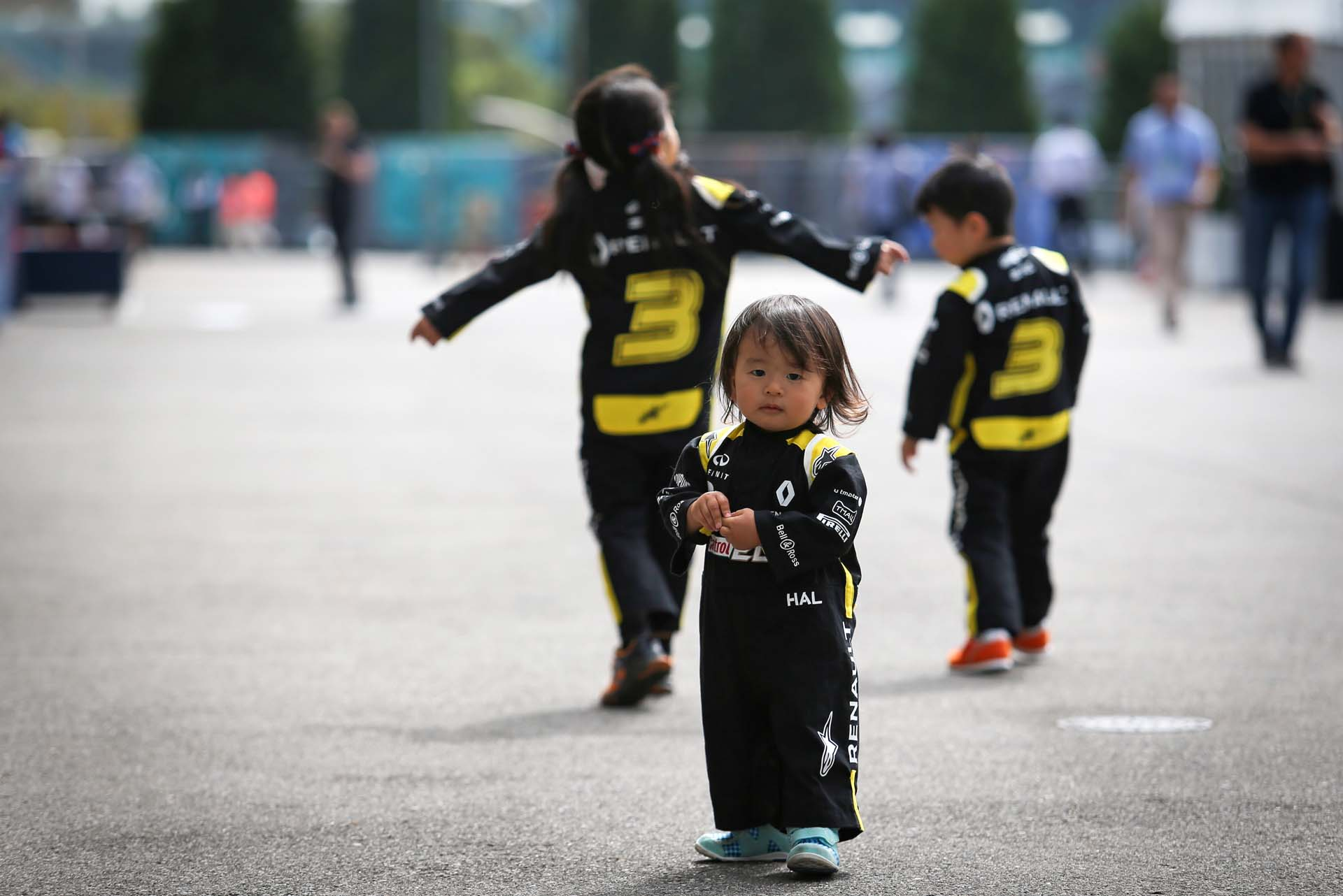 Motor Racing - Formula One World Championship - Japanese Grand Prix - Preparation Day - Suzuka, Japan