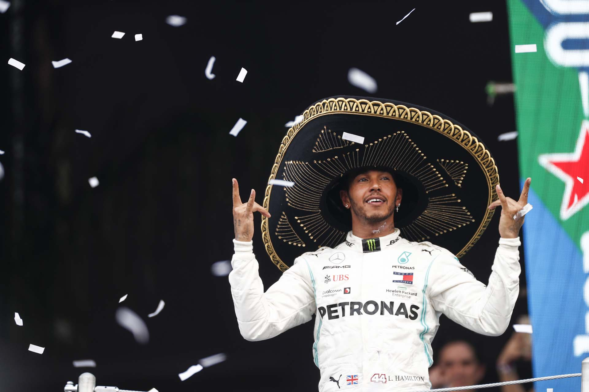 2019 Mexican Grand Prix, Sunday - LAT Images