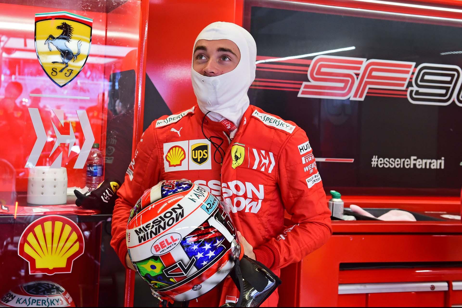 GP USA F1/2019 - SABATO 02/11/2019