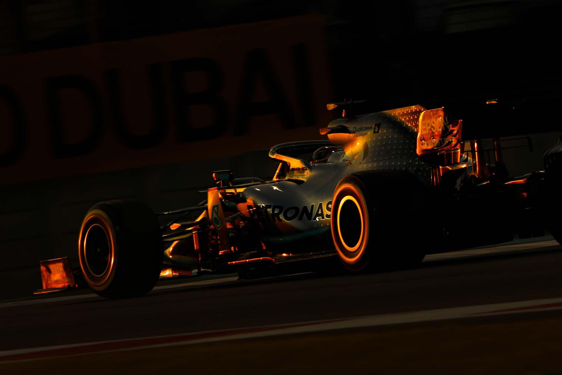 2019 Abu Dhabi Grand Prix, Friday - LAT Images