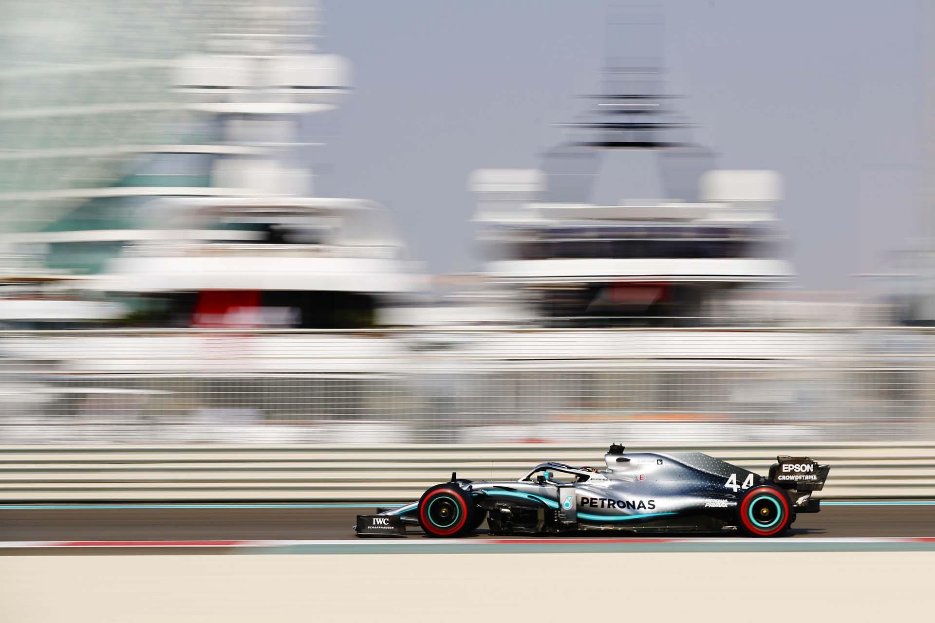 2019 Abu Dhabi Grand Prix, Saturday - LAT Images
