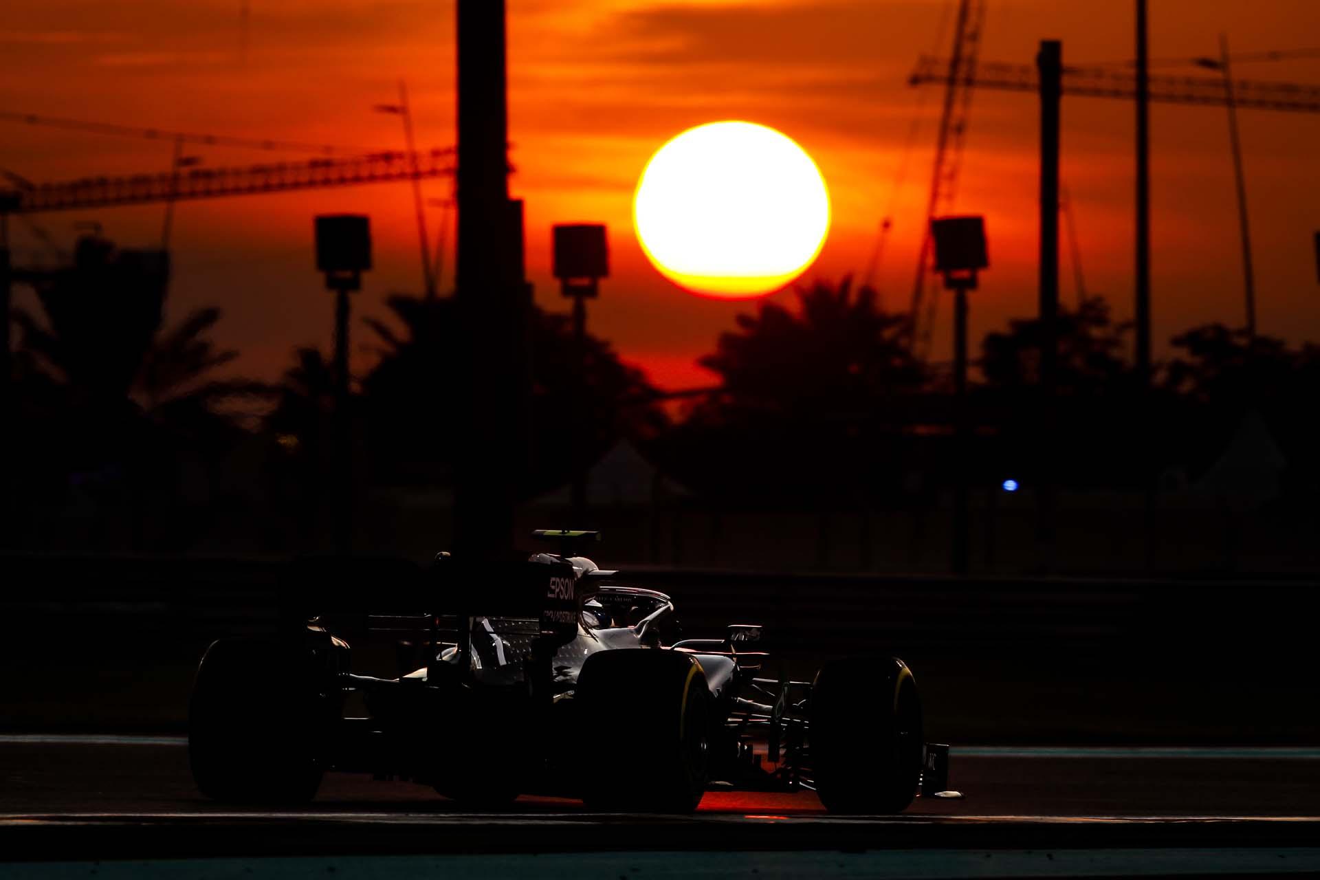 2019 Abu Dhabi Grand Prix, Saturday - Wolfgang Wilhelm