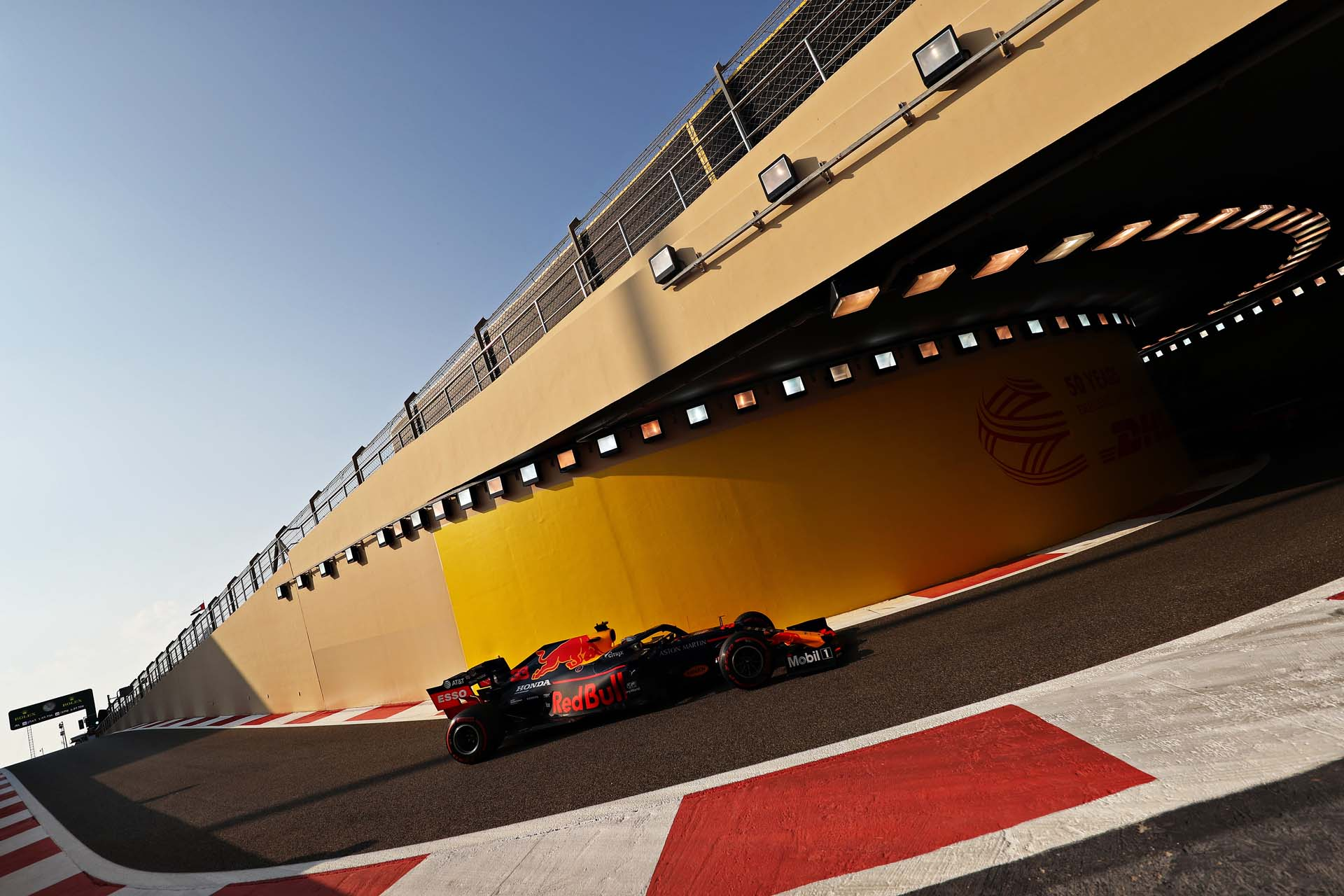 F1 Grand Prix of Abu Dhabi - Final Practice