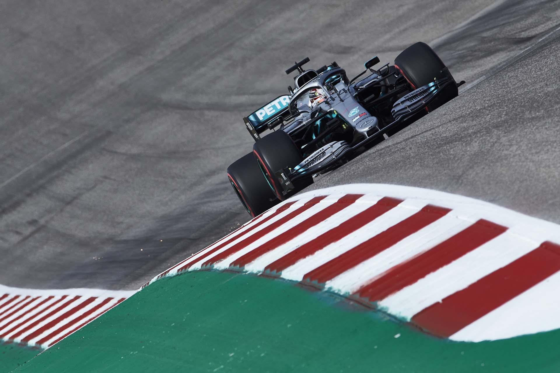 2019 United States Grand Prix, Saturday - Steve Etherington