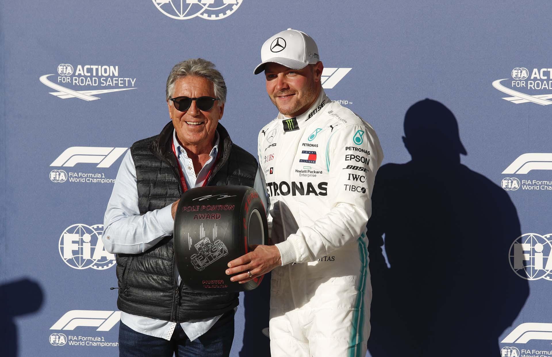 2019 United States Grand Prix, Saturday - Wolfgang Wilhelm