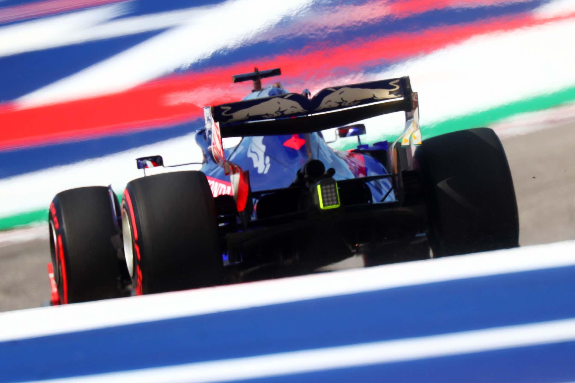 F1 Grand Prix of USA - Final Practice