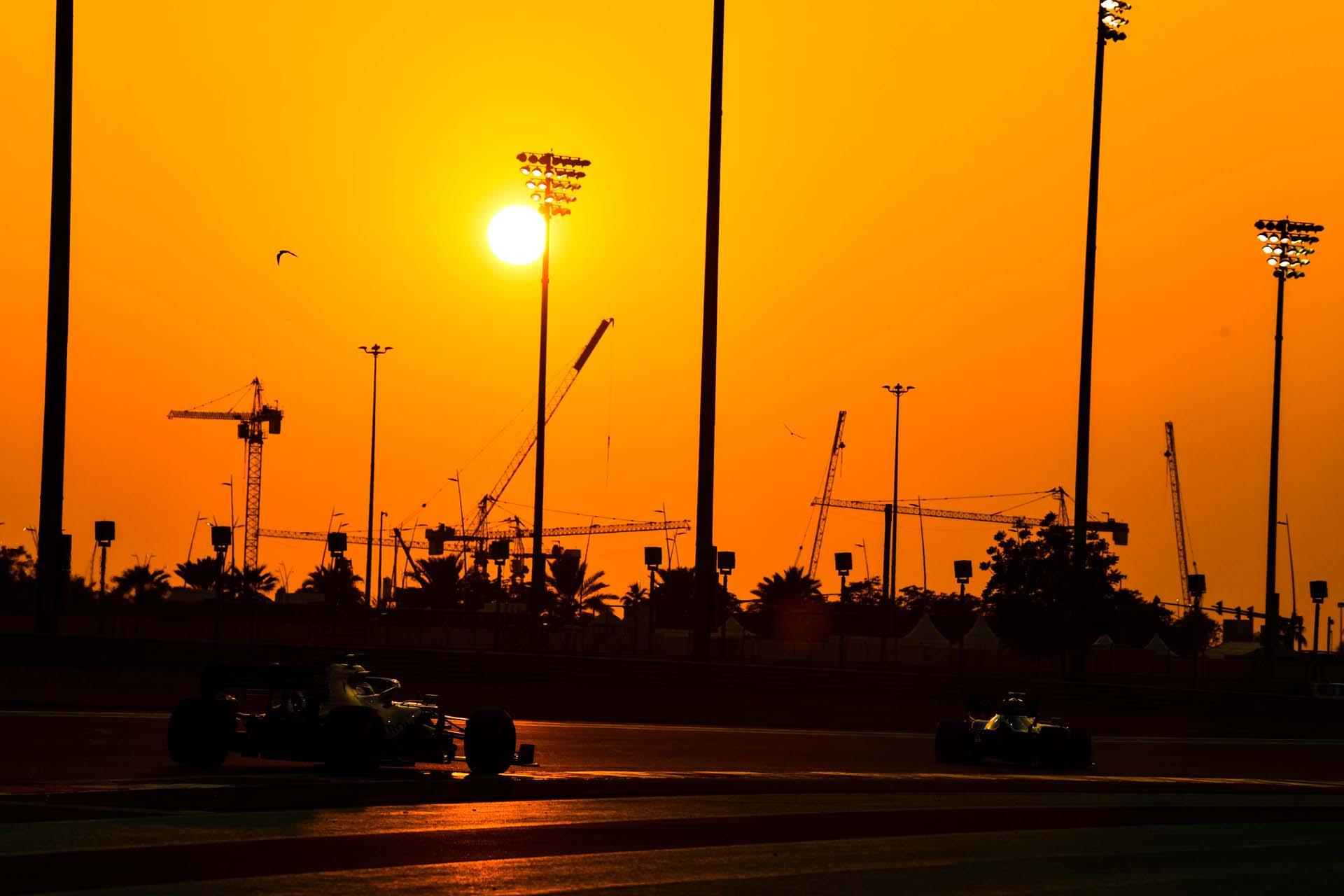 2019 Abu Dhabi Test, Day 1 - LAT Images
