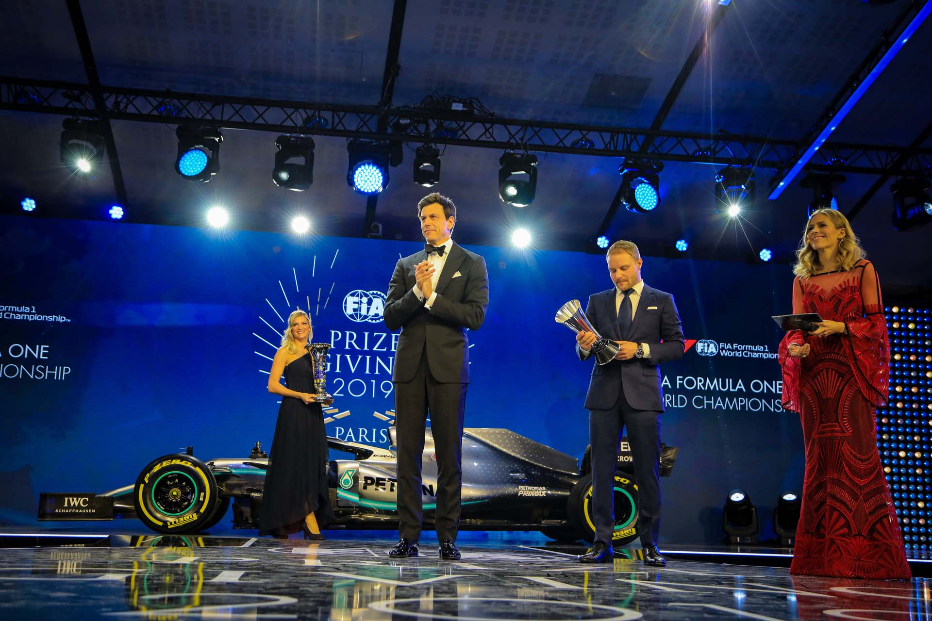 2019 FIA Prize Giving Gala