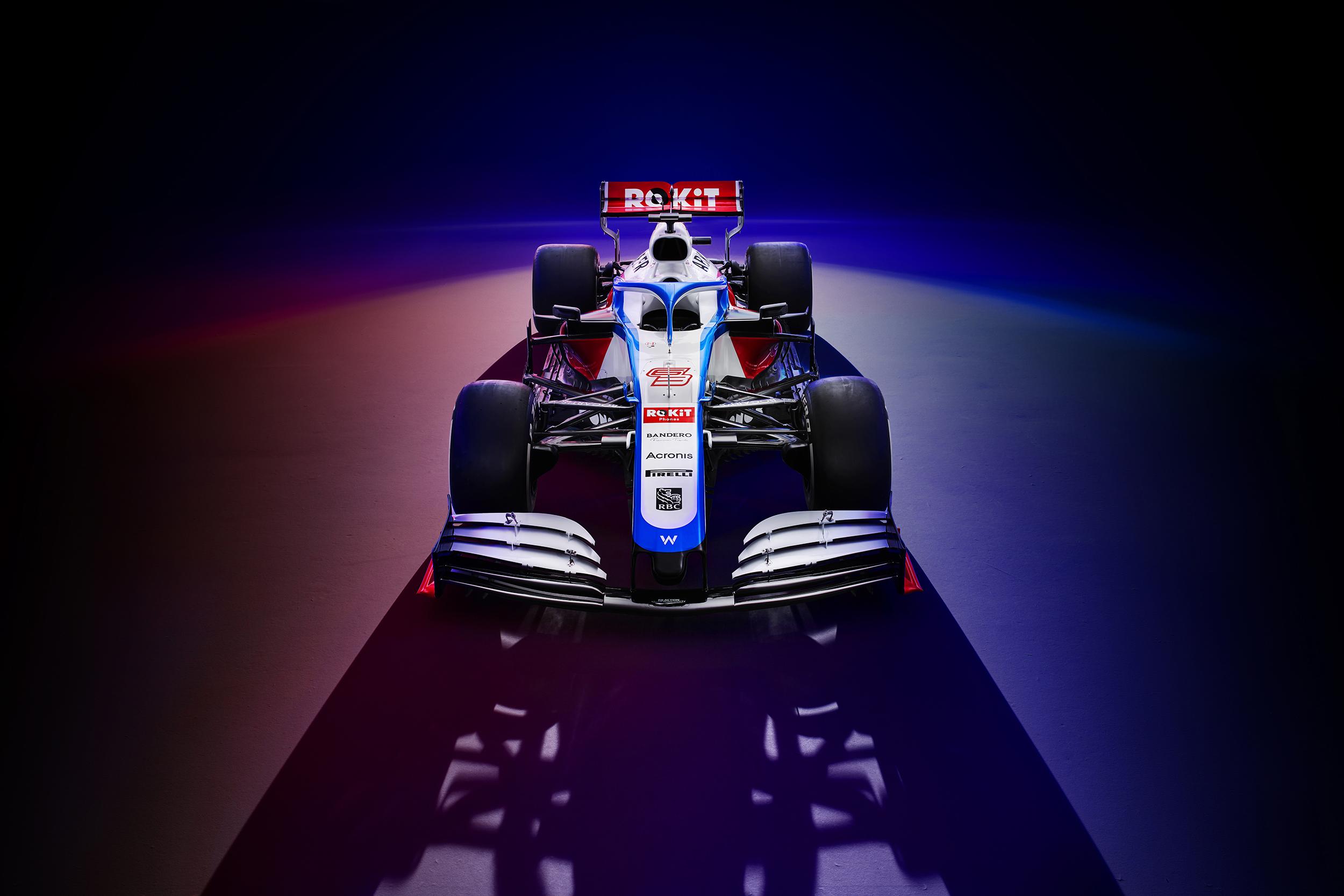 FW43 Williams