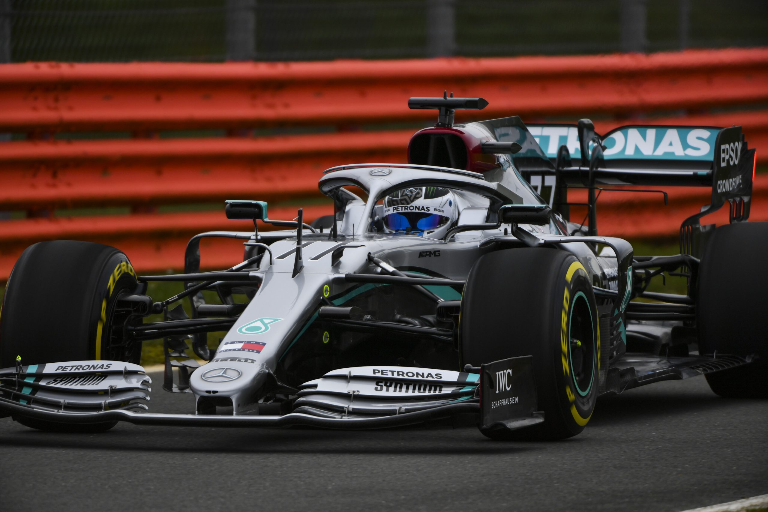 Mercedes-AMG F1 W11 EQ Performance Shakedown - LAT Images