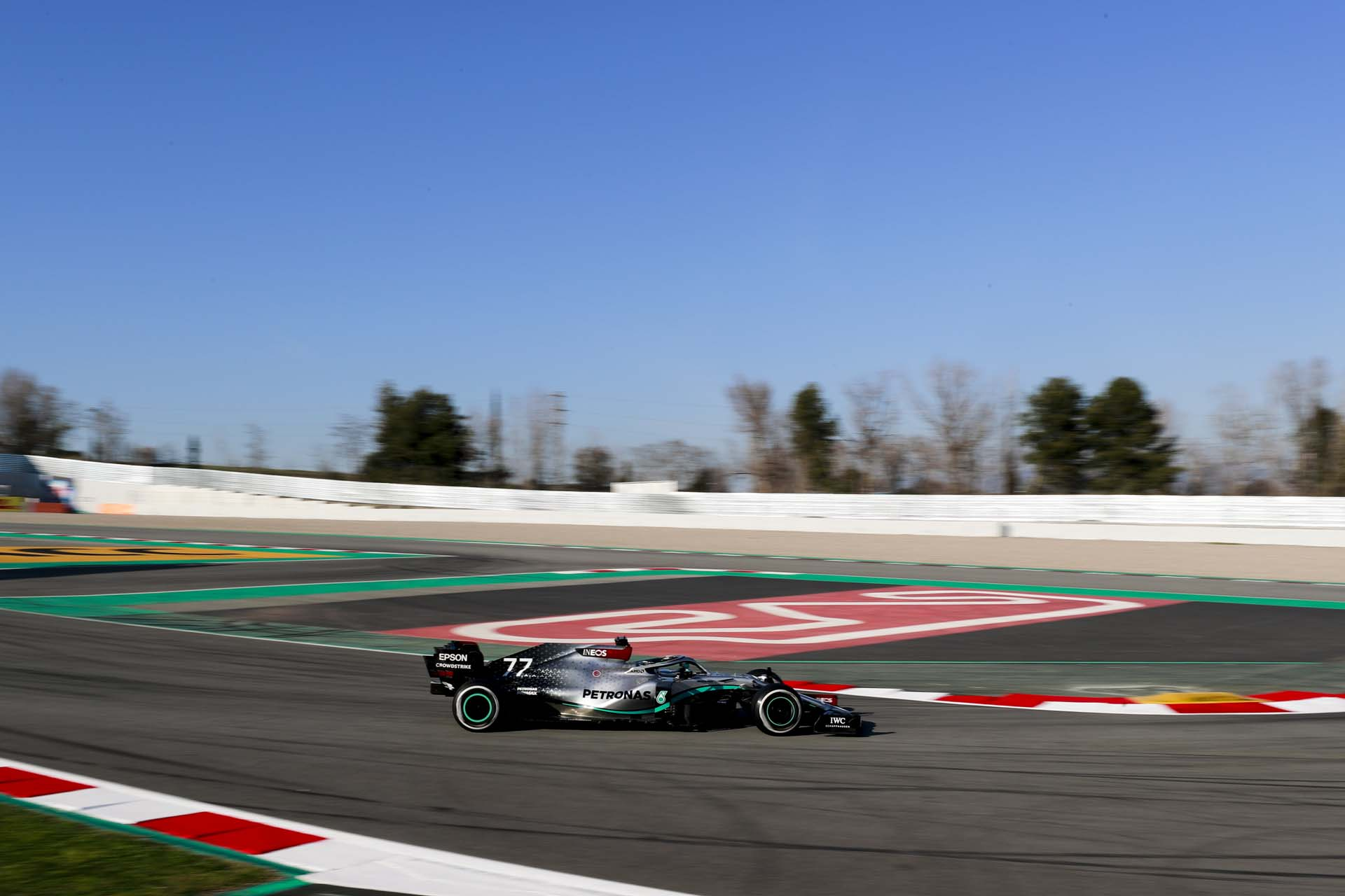 2020 Barcelona Pre-Season Test 1, Day 2 - LAT Images