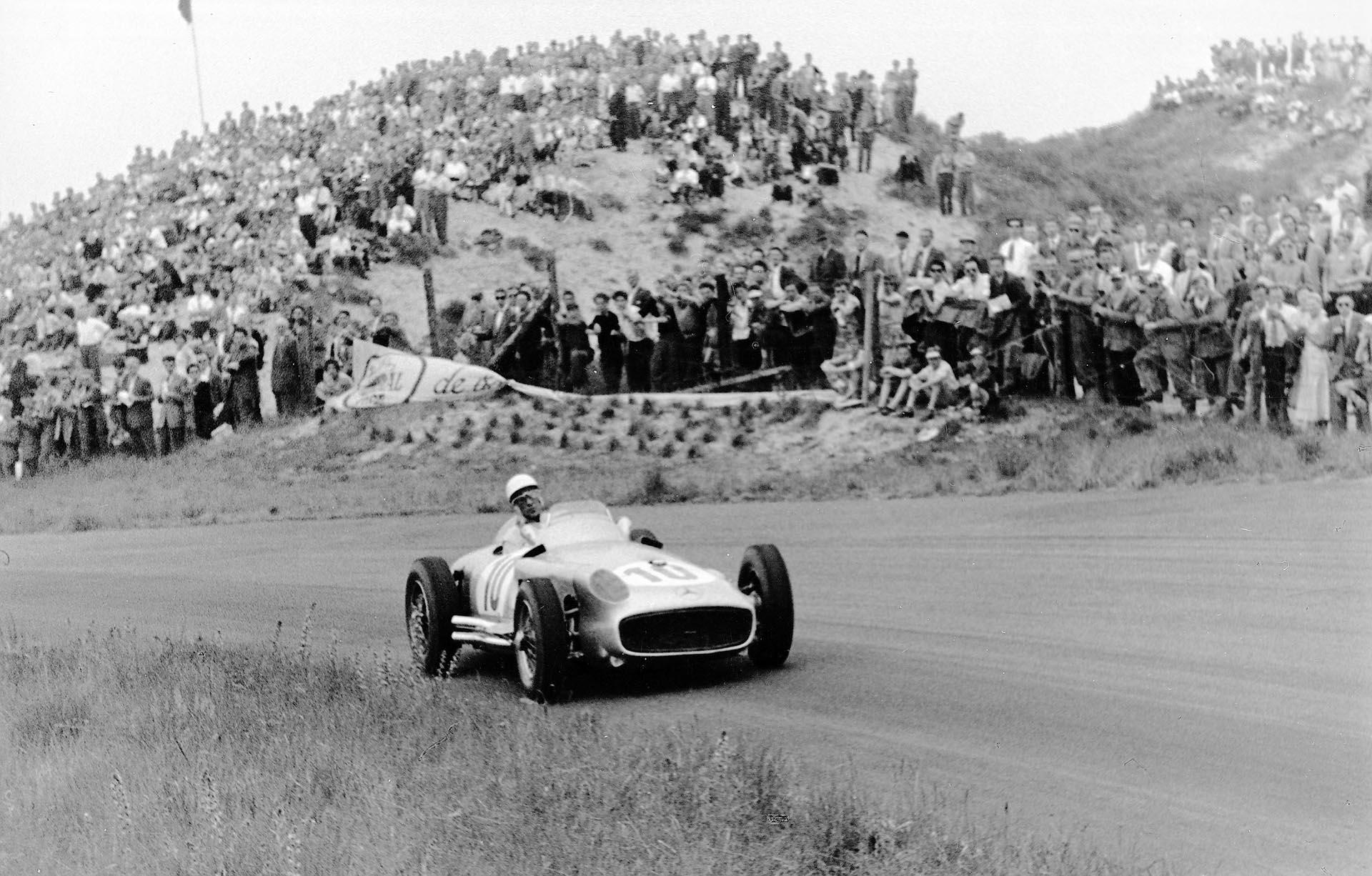 Az évtized versenye: Argentin Nagydíj (1958), Buenos Aires