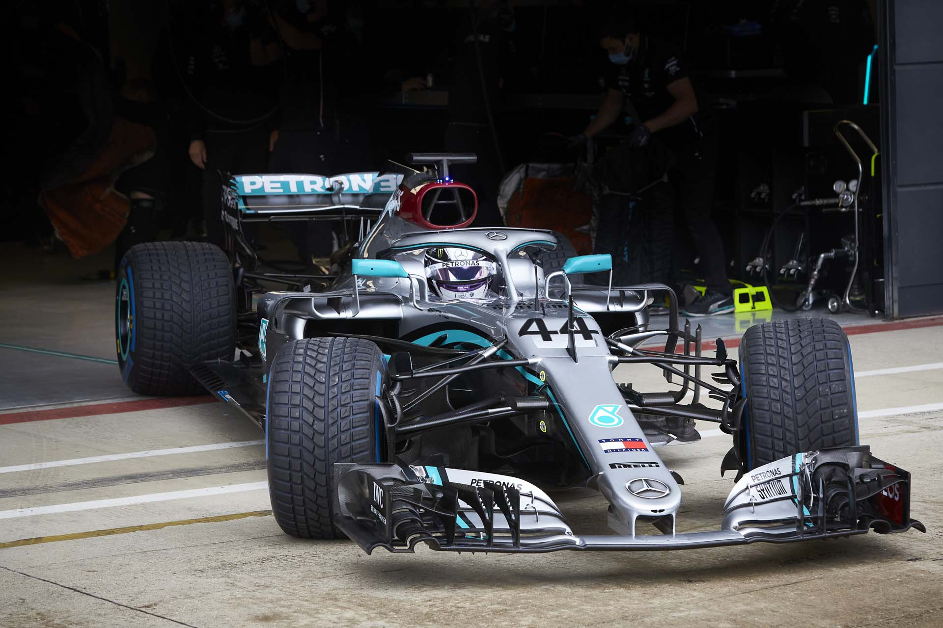 Silverstone Test, Day 2 - Steve Etherington