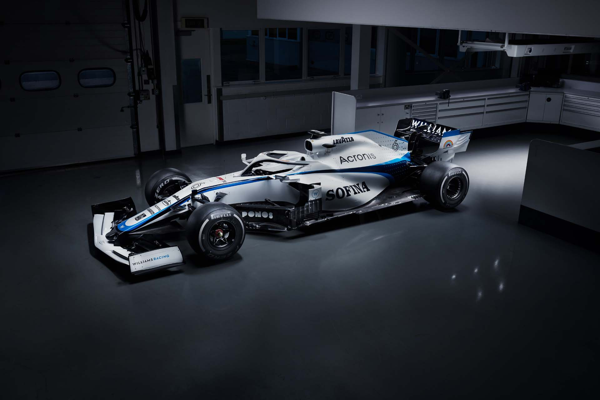 Williams Racing 2020 Livery