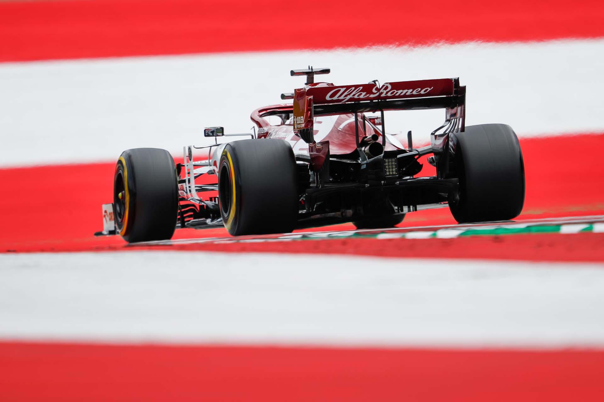 F1 - AUSTRIAN GRAND PRIX 2020