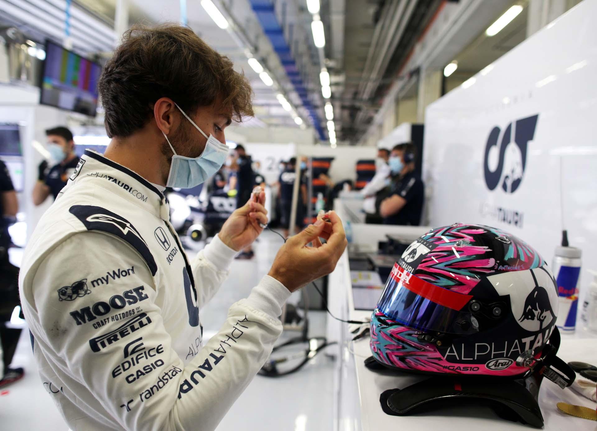 F1 Grand Prix of Austria - Practice