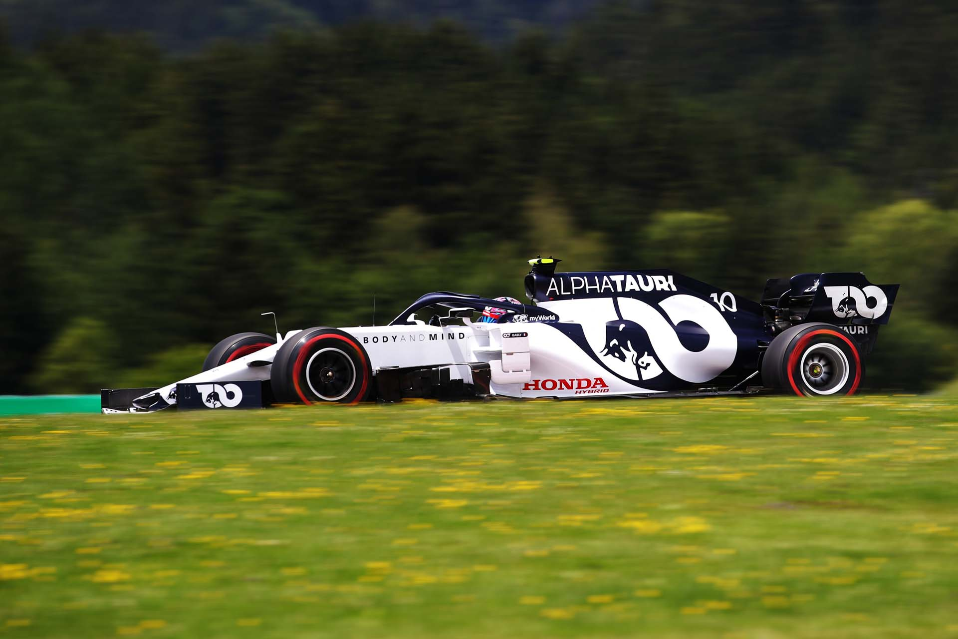 F1 Grand Prix of Austria - Final Practice