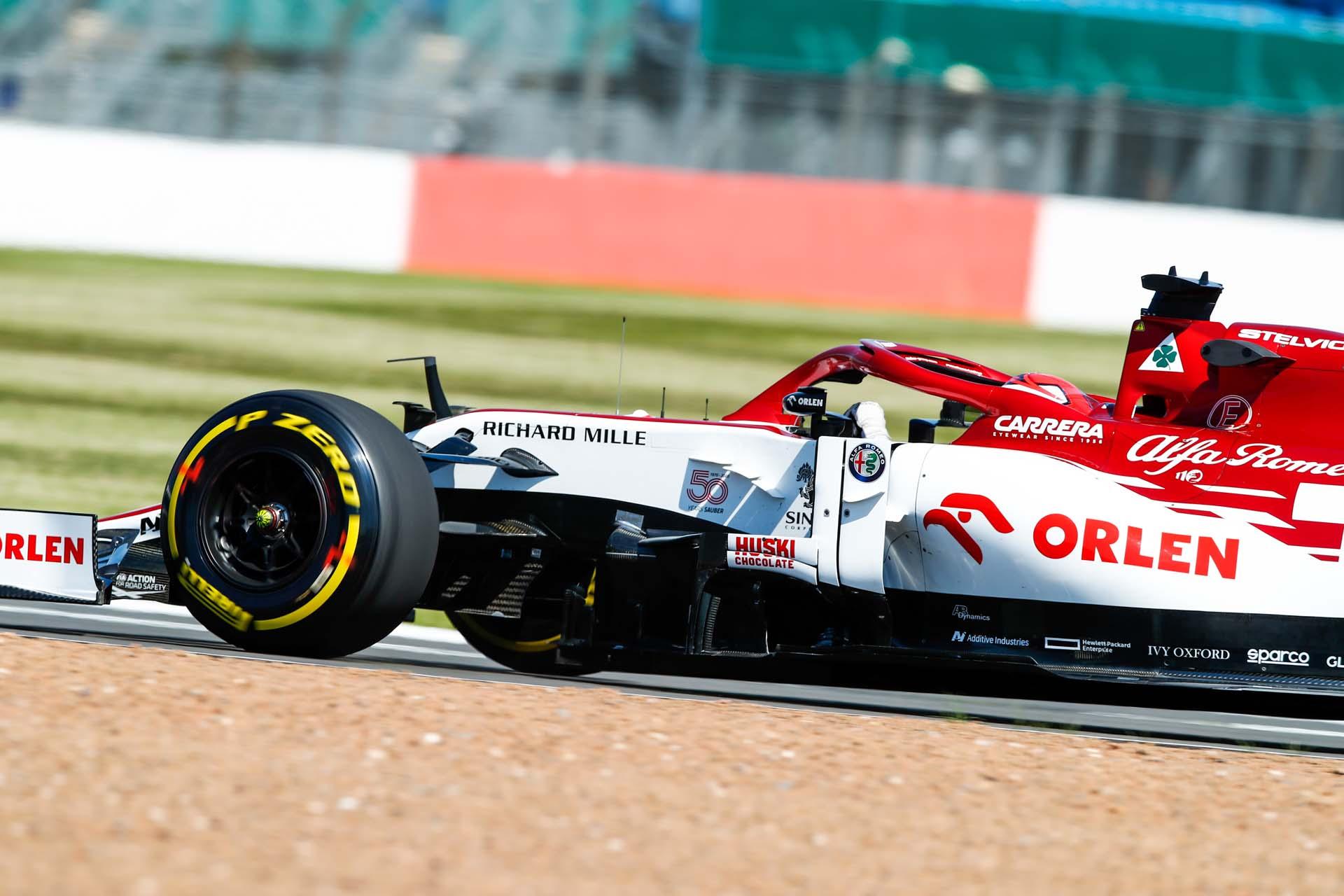 F1 - BRITISH GRAND PRIX 2020
