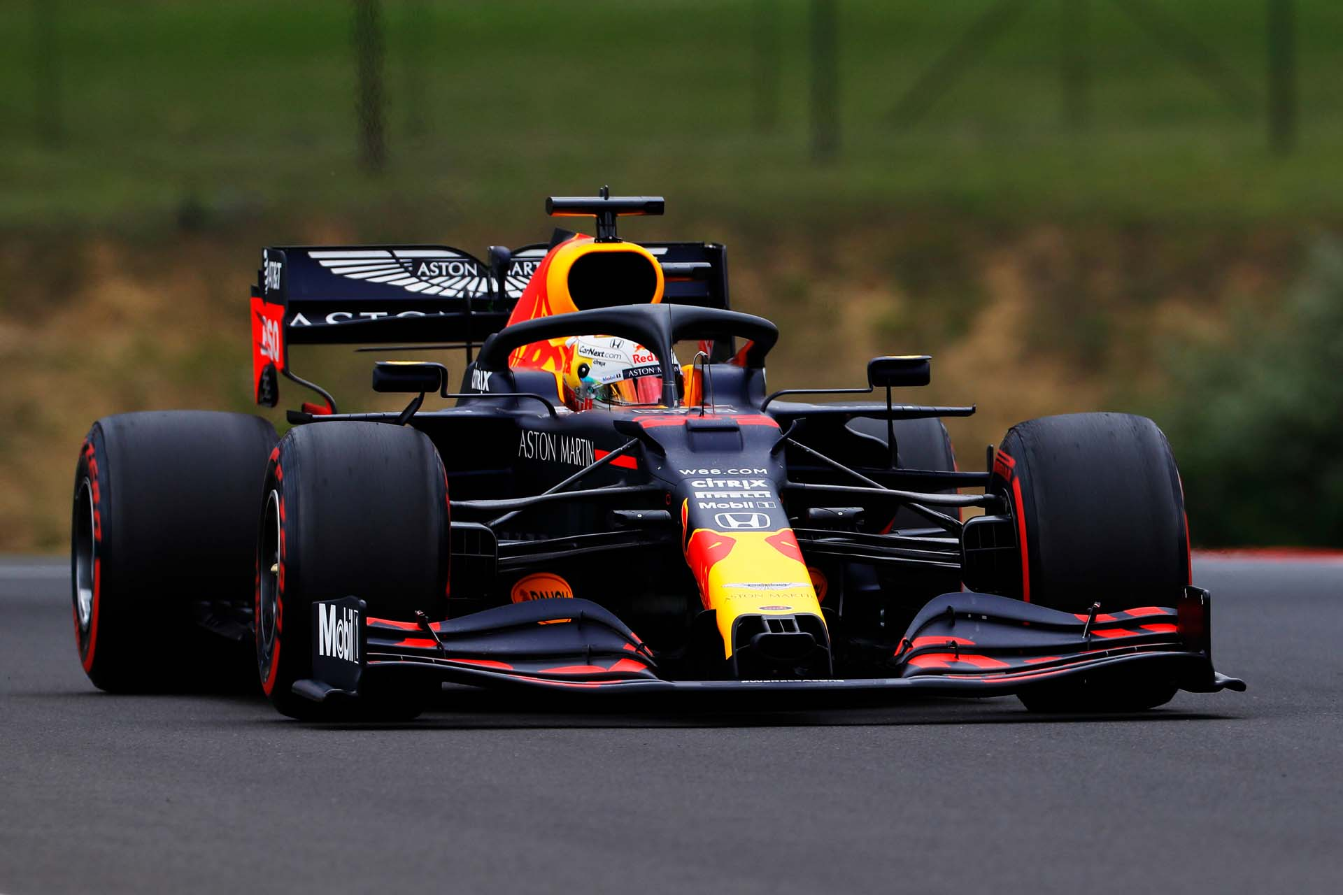 F1 Grand Prix of Hungary - Practice