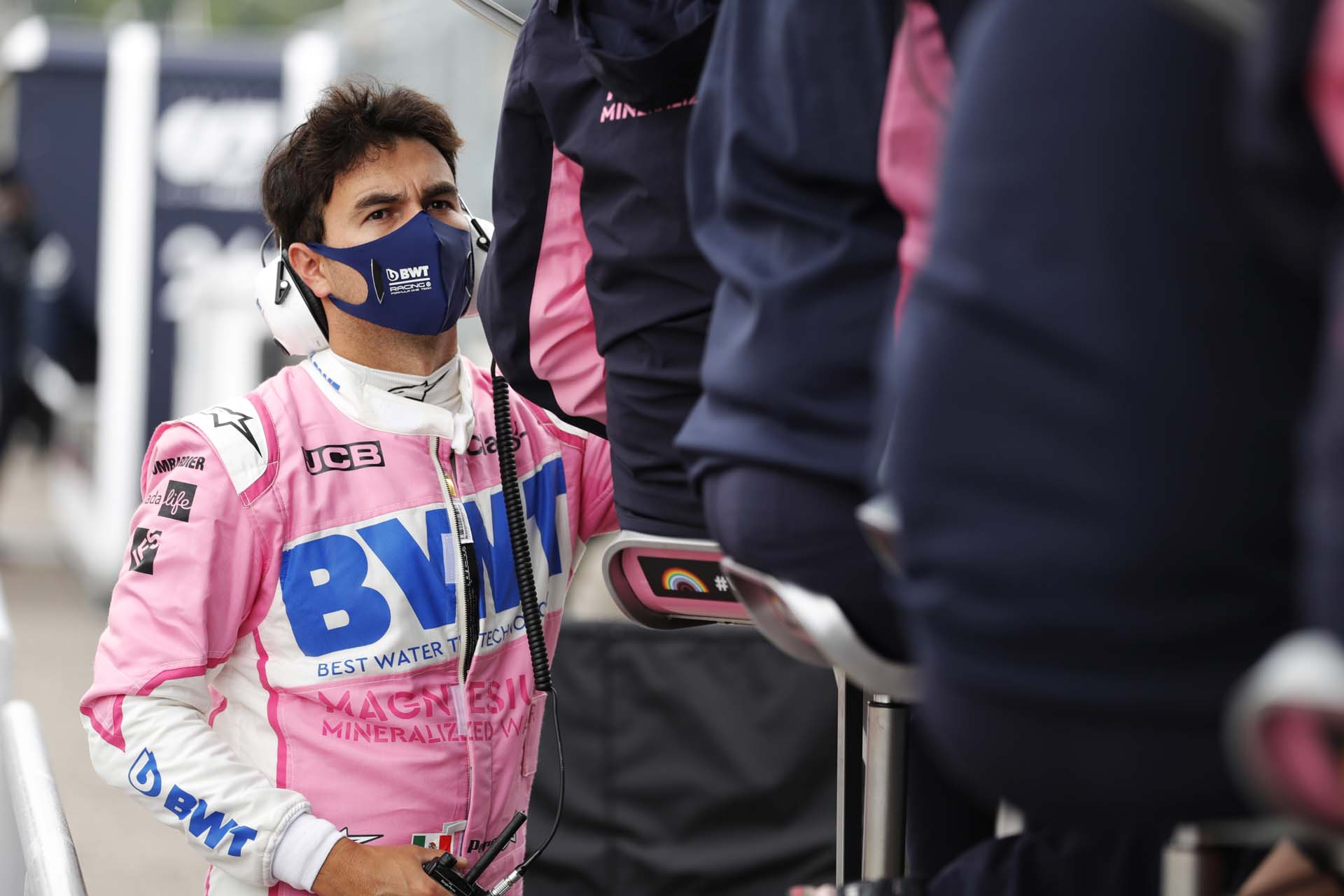 Sergio Perez, Racing Point Sergio Perez, Racing Point