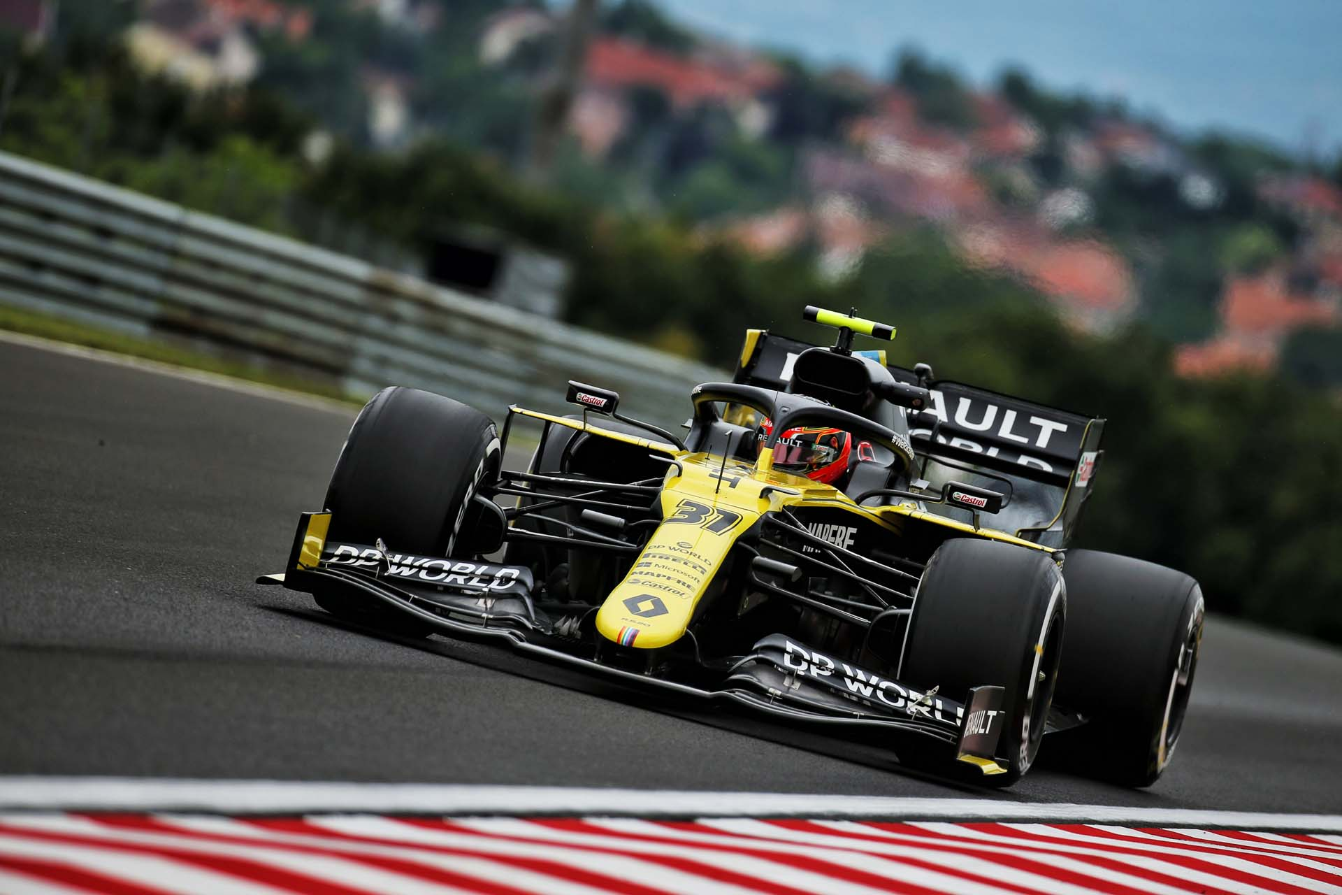 Motor Racing - Formula One World Championship - Hungarian Grand Prix - Practice Day - Budapest, Hungary
