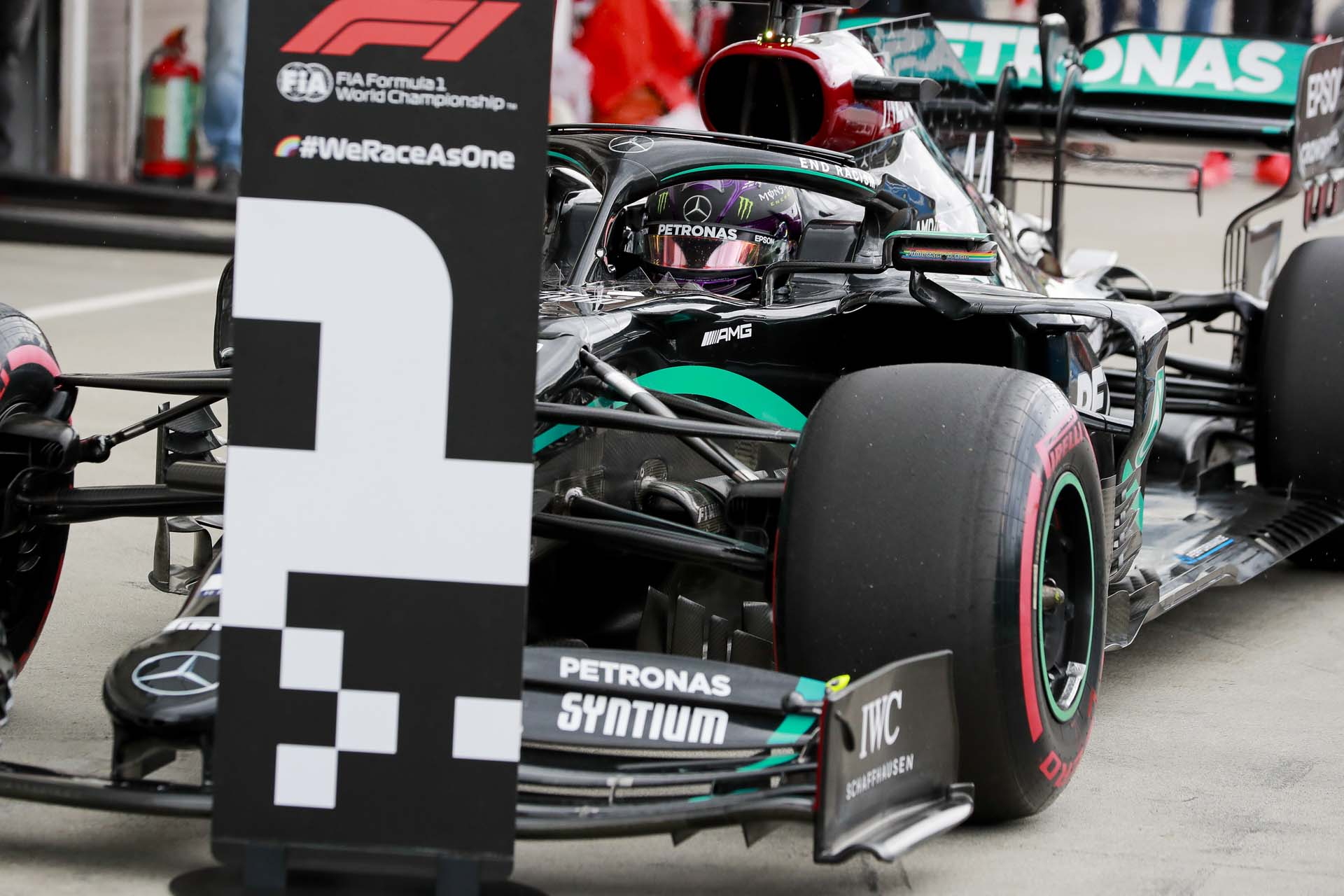 2020 Hungarian Grand Prix, Saturday - LAT Images