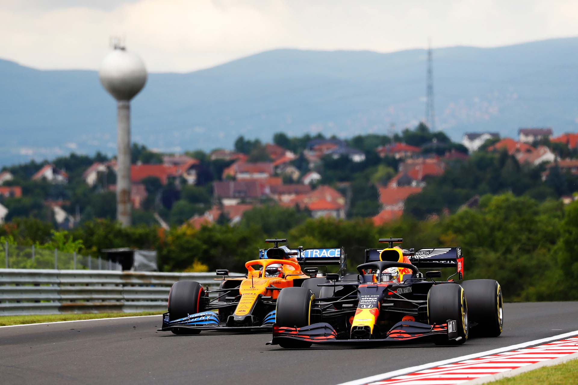 F1 Grand Prix of Hungary - Final Practice