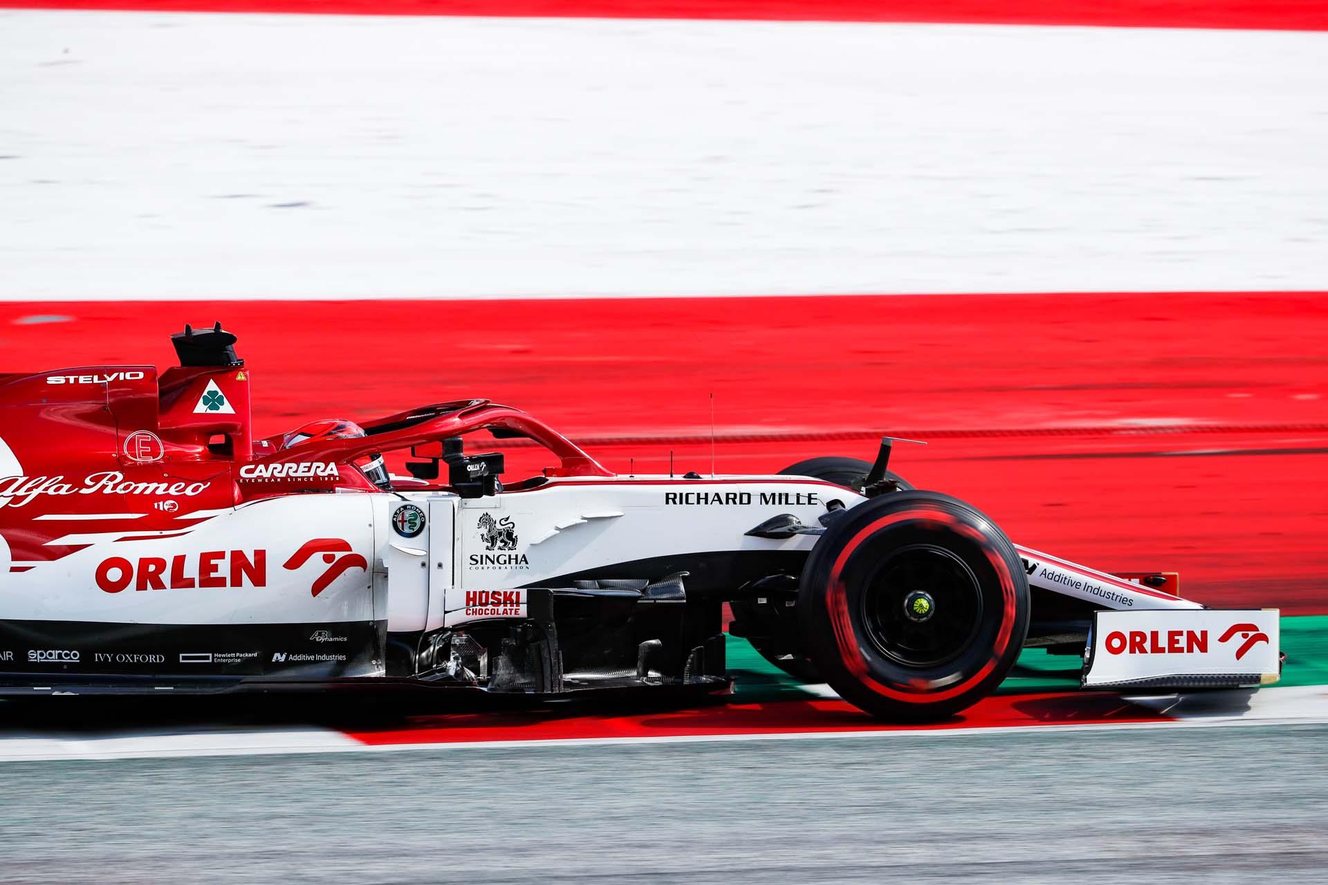 F1 - STYRIAN GRAND PRIX 2020