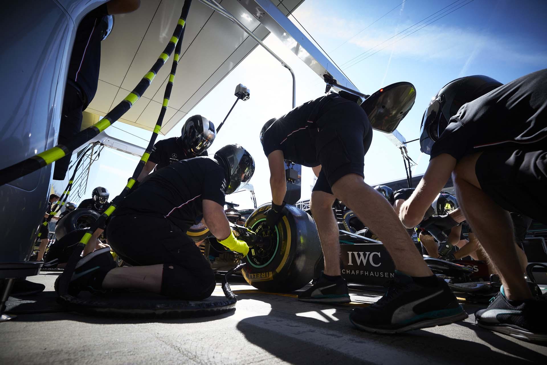 2020 Styrian Grand Prix, Friday - Steve Etherington