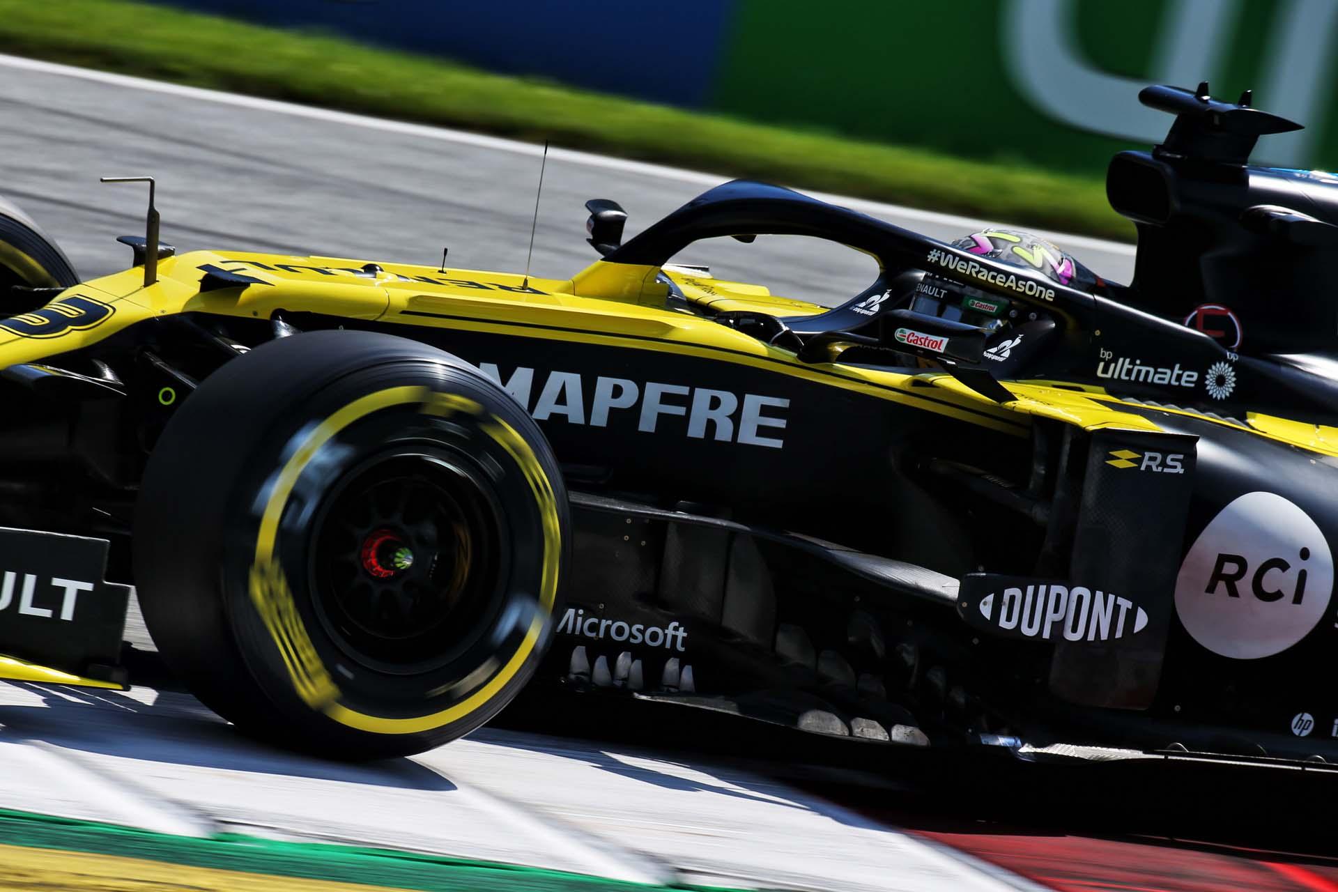 Motor Racing - Formula One World Championship - Steiermark Grand Prix - Practice Day - Spielberg, Austria