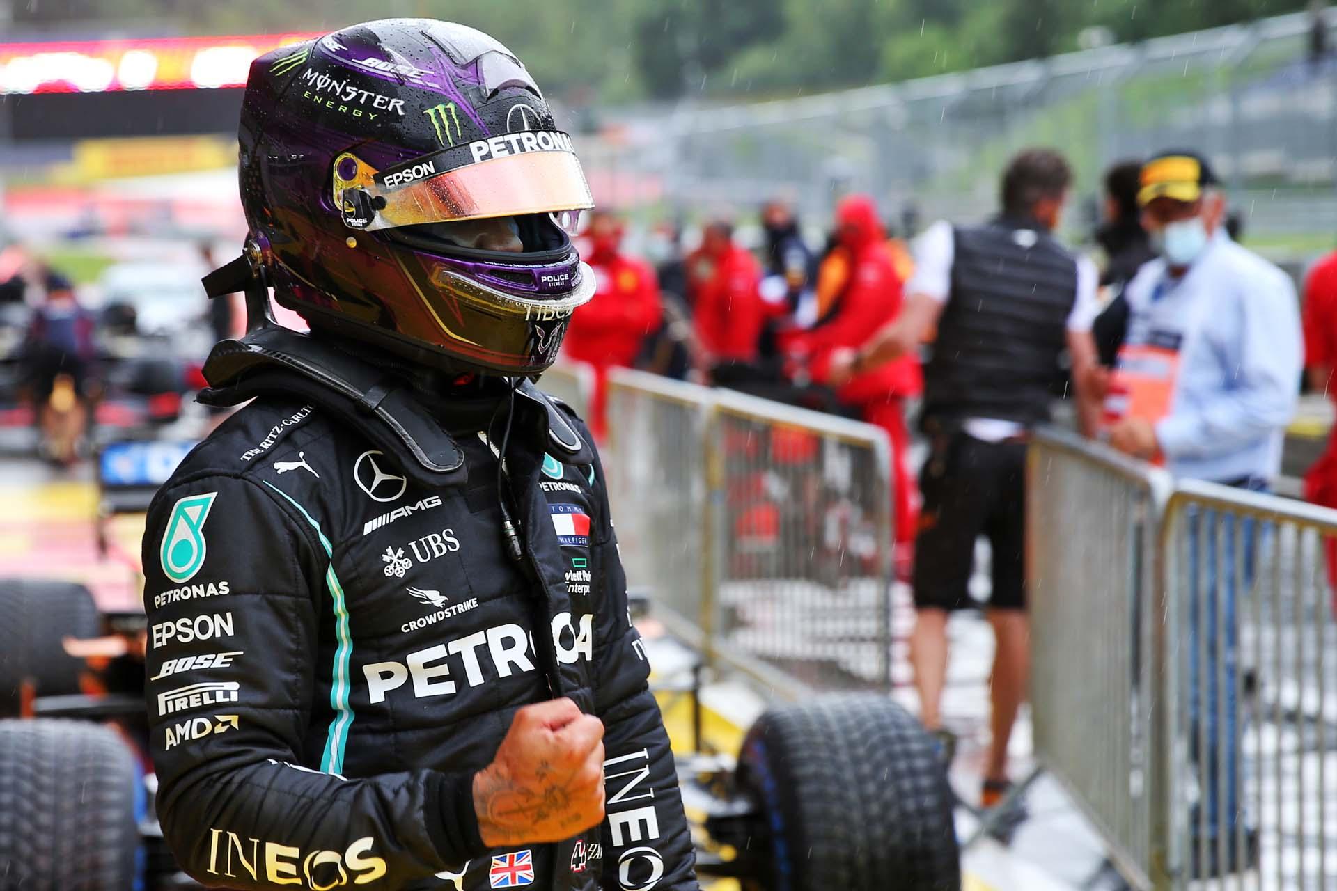 2020 Styrian Grand Prix, Saturday - LAT Images