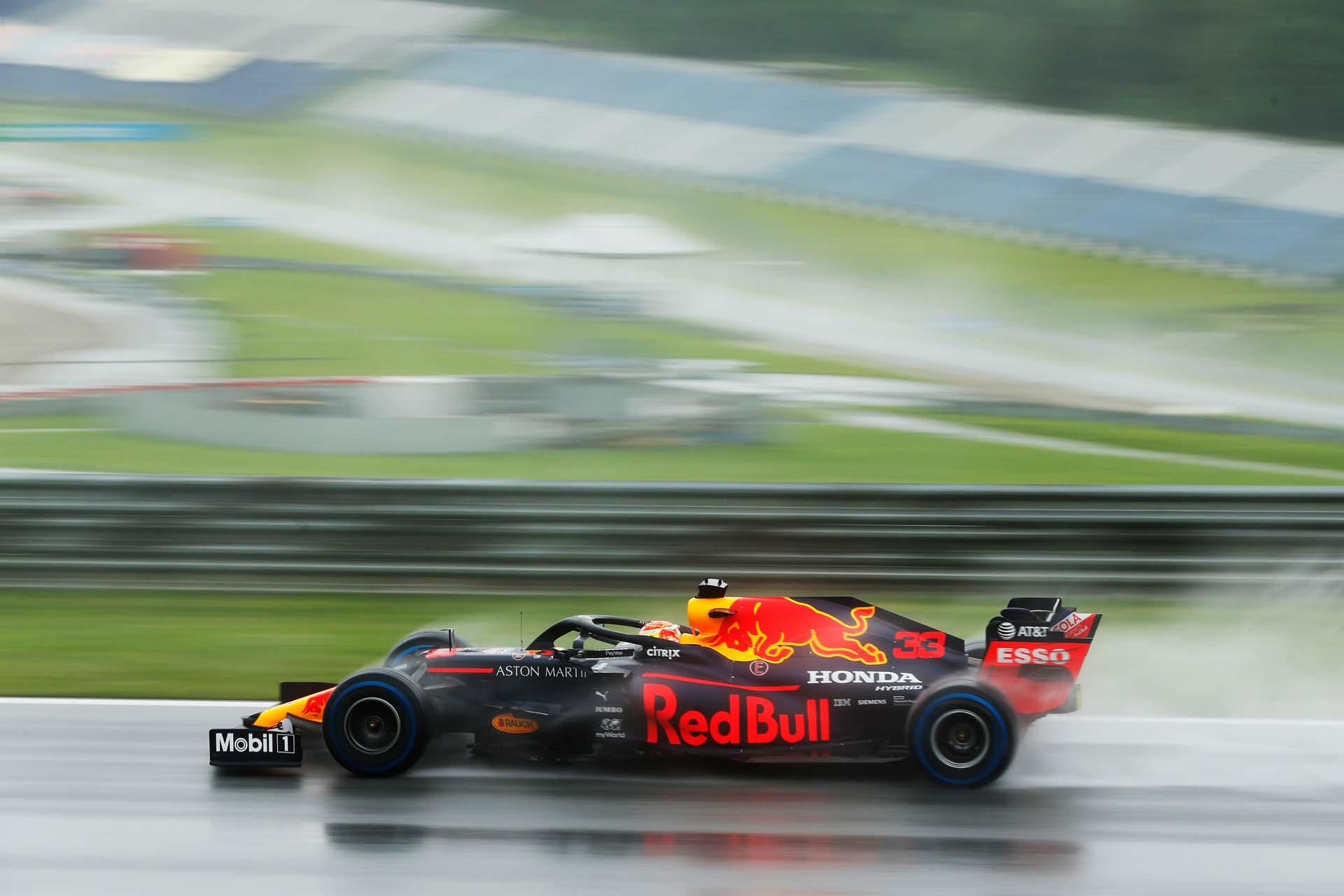 F1 Grand Prix of Styria - Qualifying