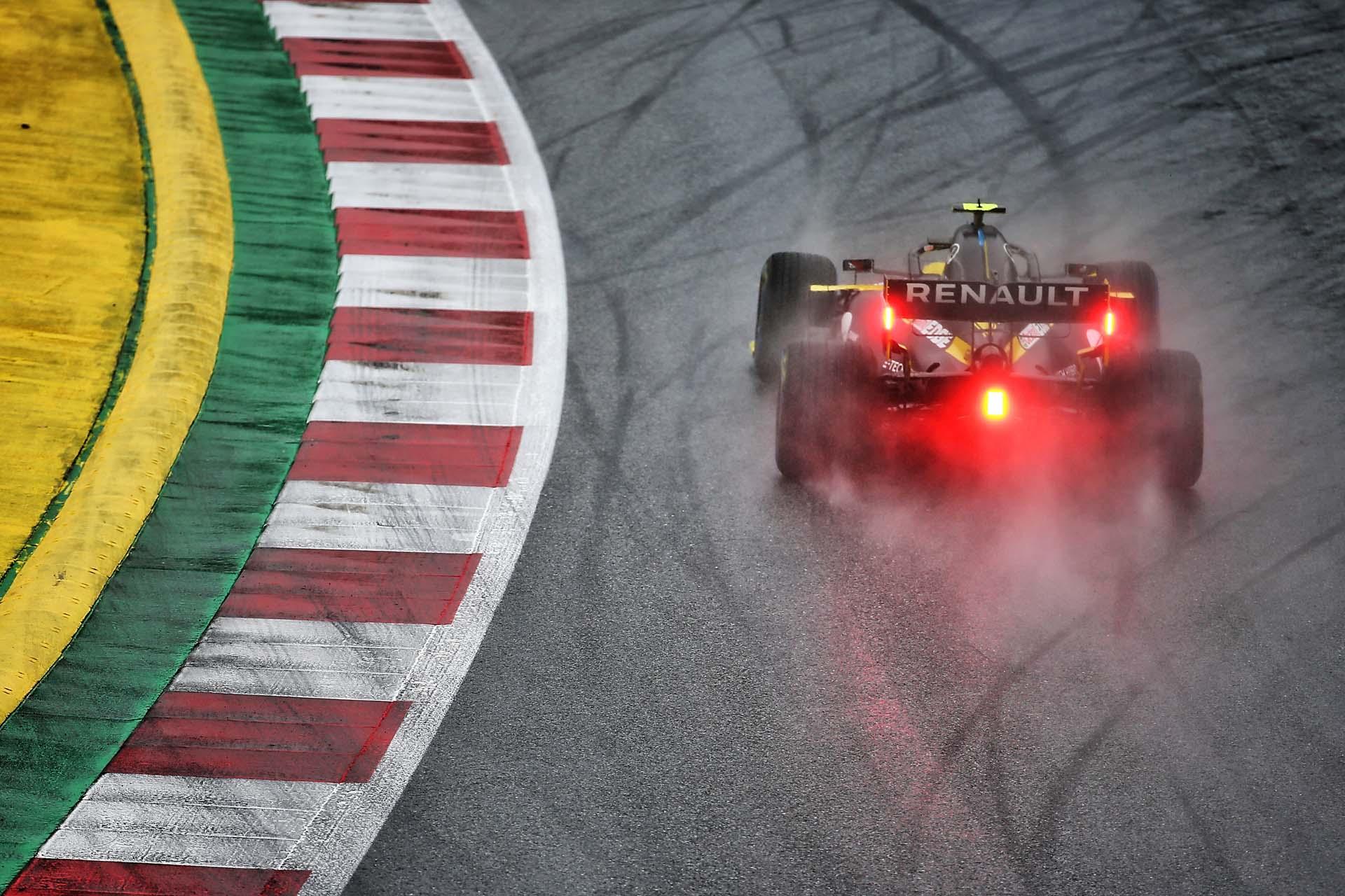 Motor Racing - Formula One World Championship - Steiermark Grand Prix - Qualifying Day - Spielberg, Austria