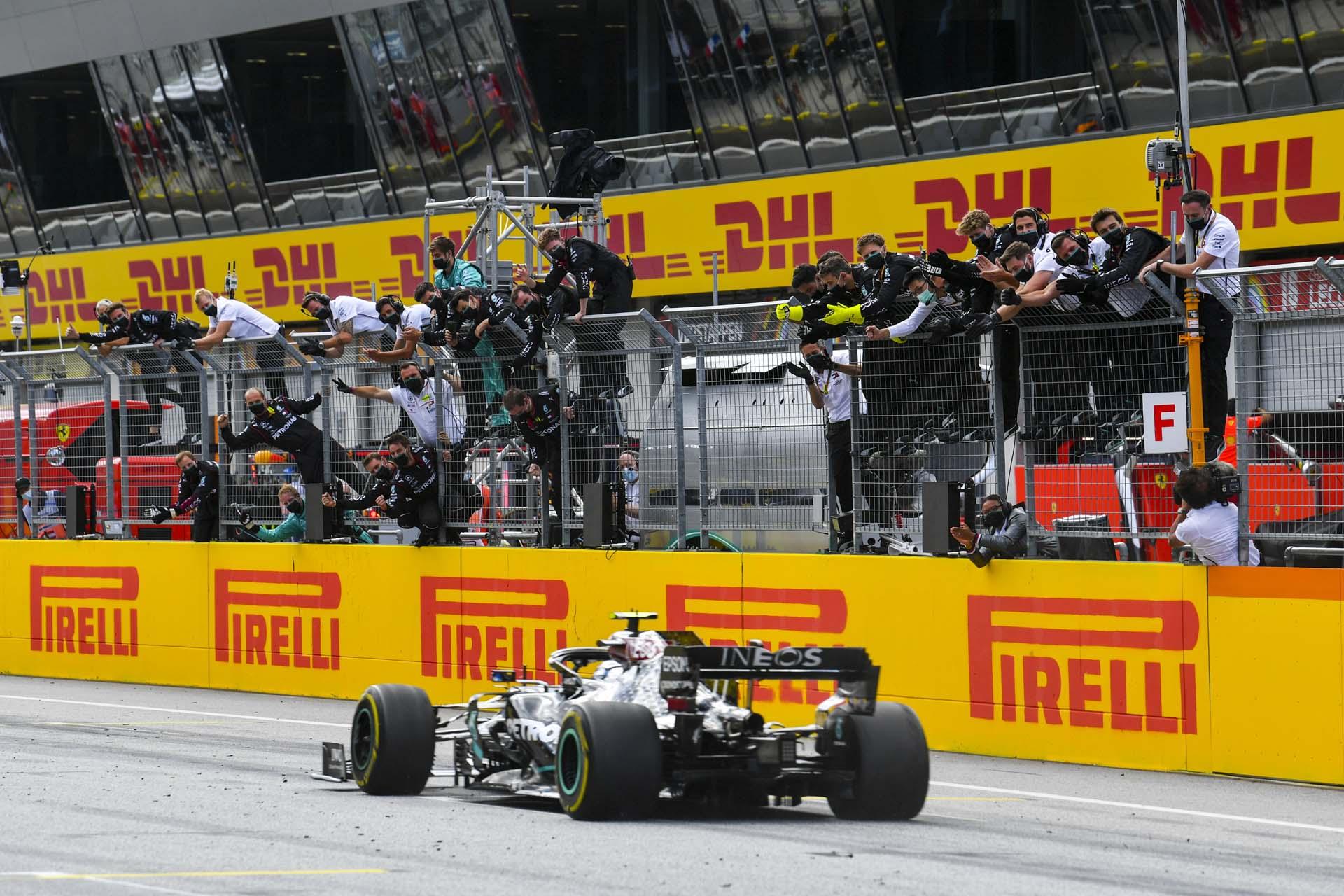 2020 Styrian Grand Prix, Sunday - LAT Images