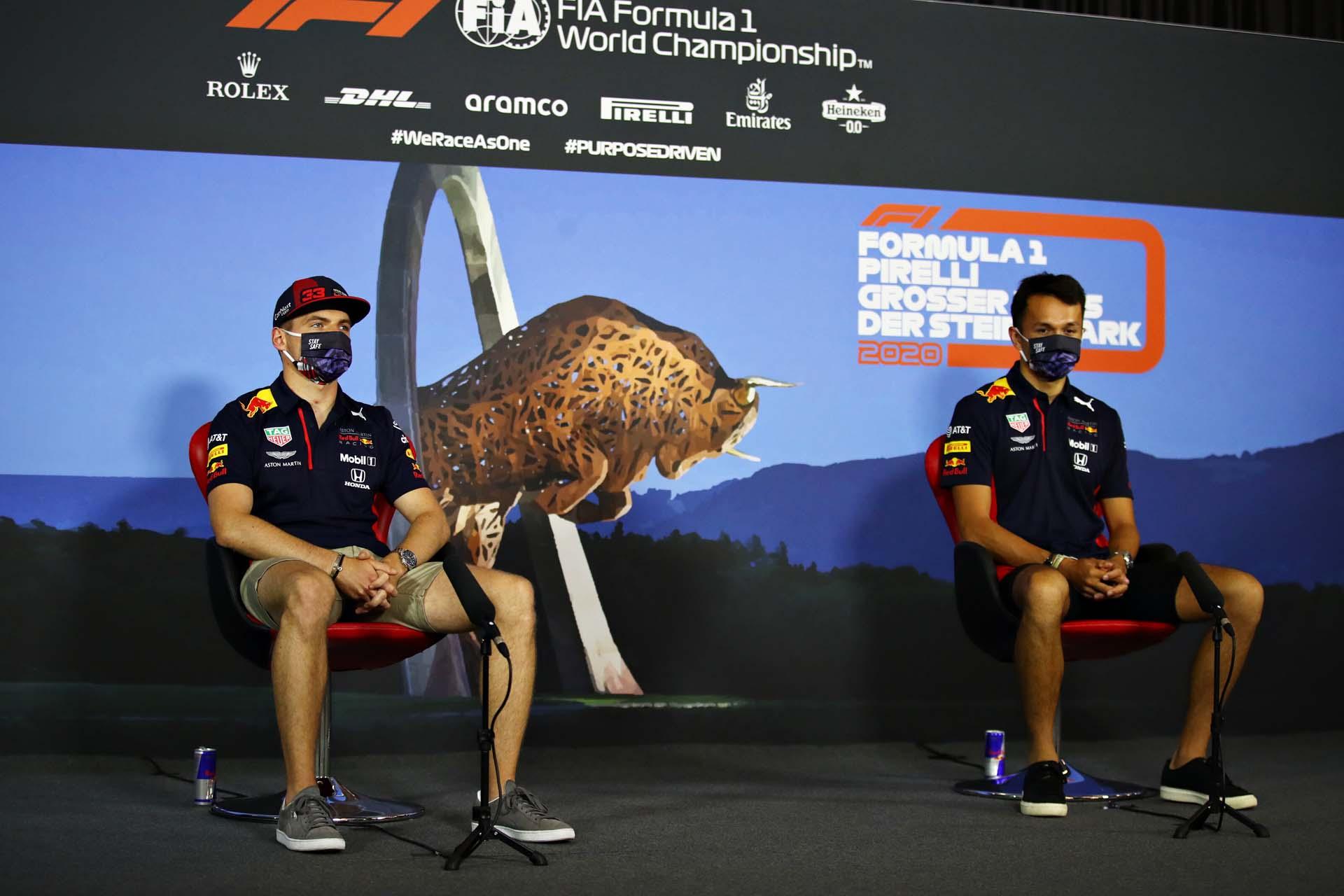 F1 Grand Prix of Styria - Previews