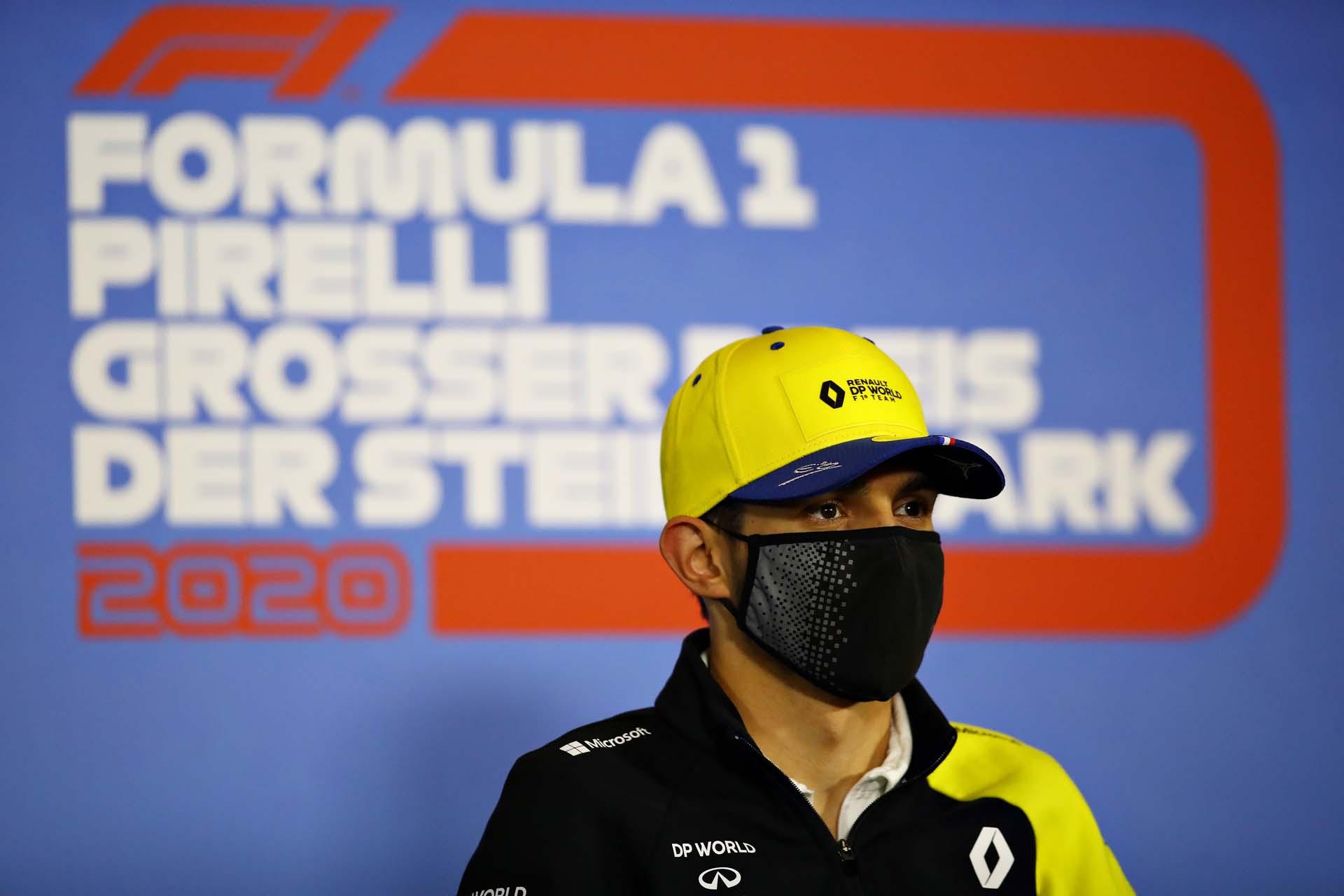 Motor Racing - Formula One World Championship - Steiermark Grand Prix - Preparation Day - Spielberg, Austria