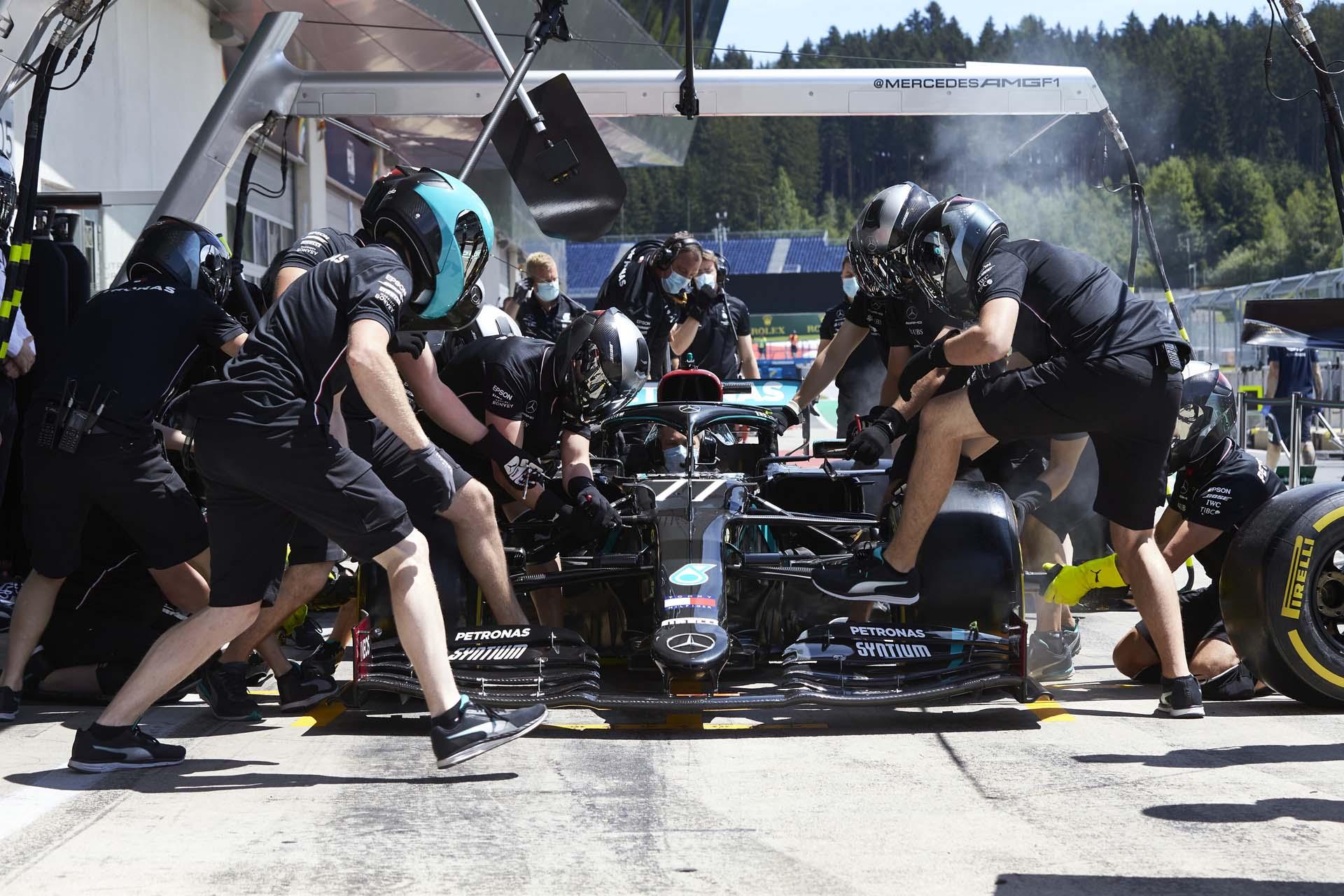 2020 Austrian Grand Prix, Thursday - Steve Etherington