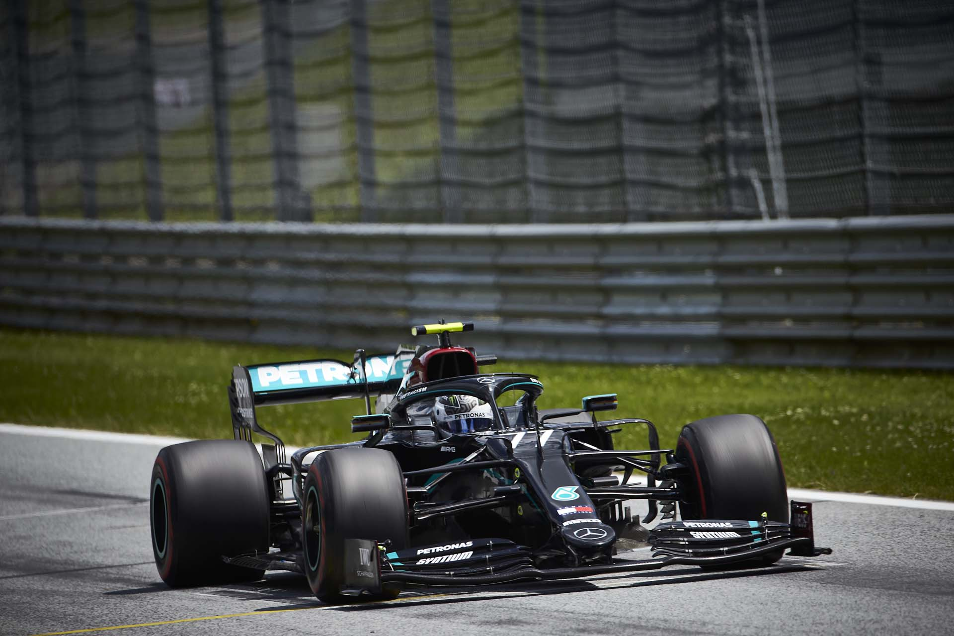 2020 Austrian Grand Prix, Saturday - Steve Etherington