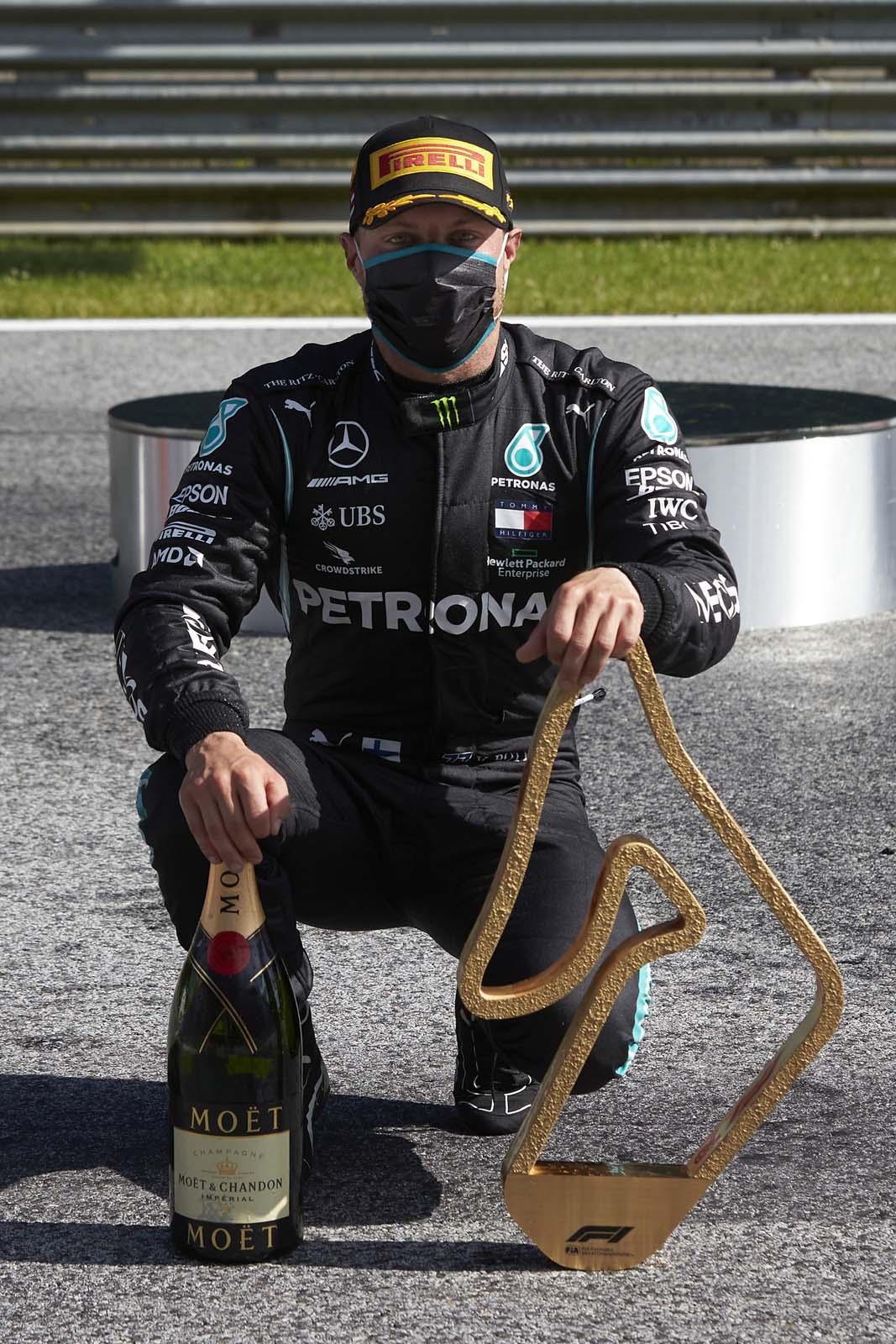 2020 Austrian Grand Prix, Sunday - Steve Etherington