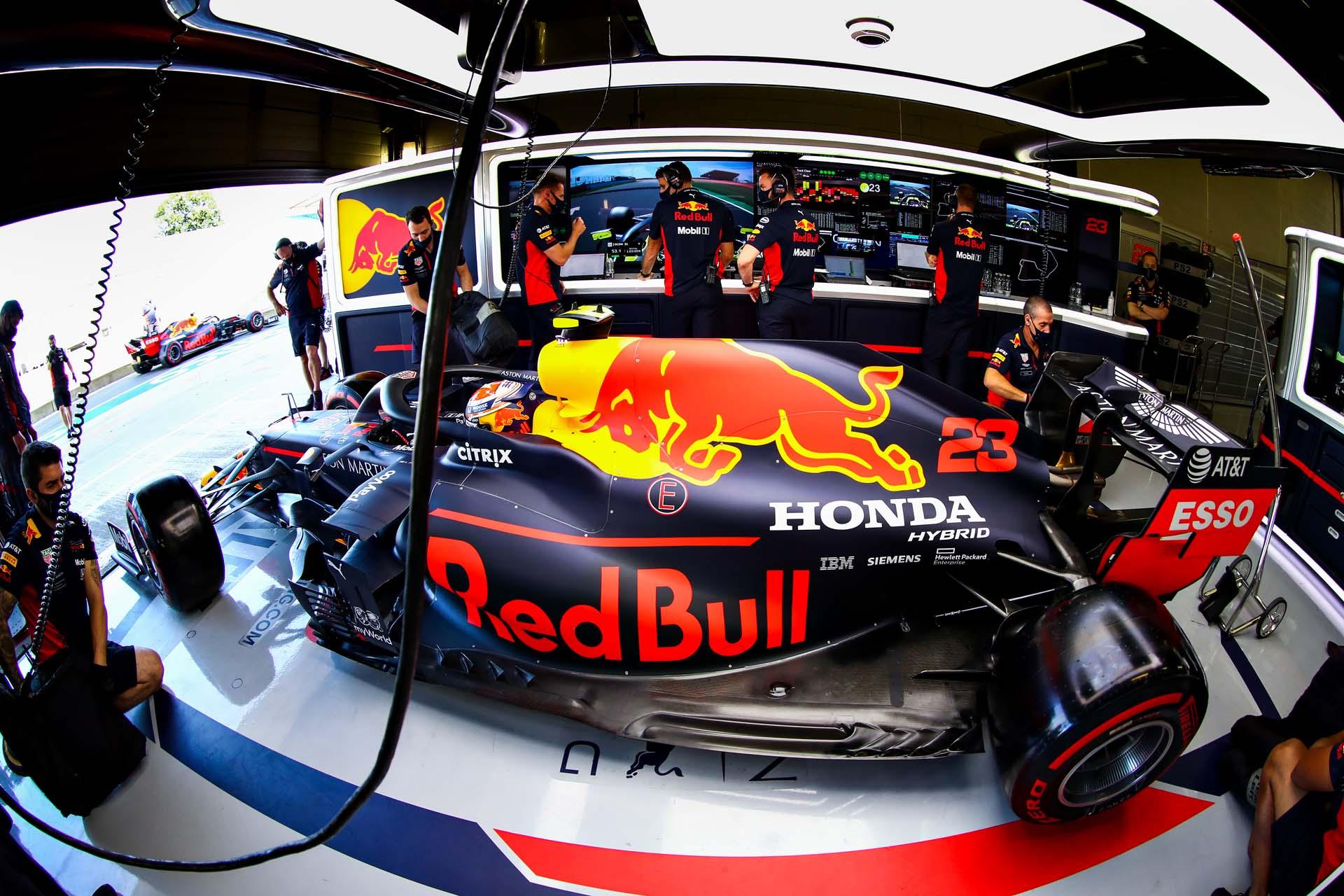 F1 70th Anniversary Grand Prix - Final Practice