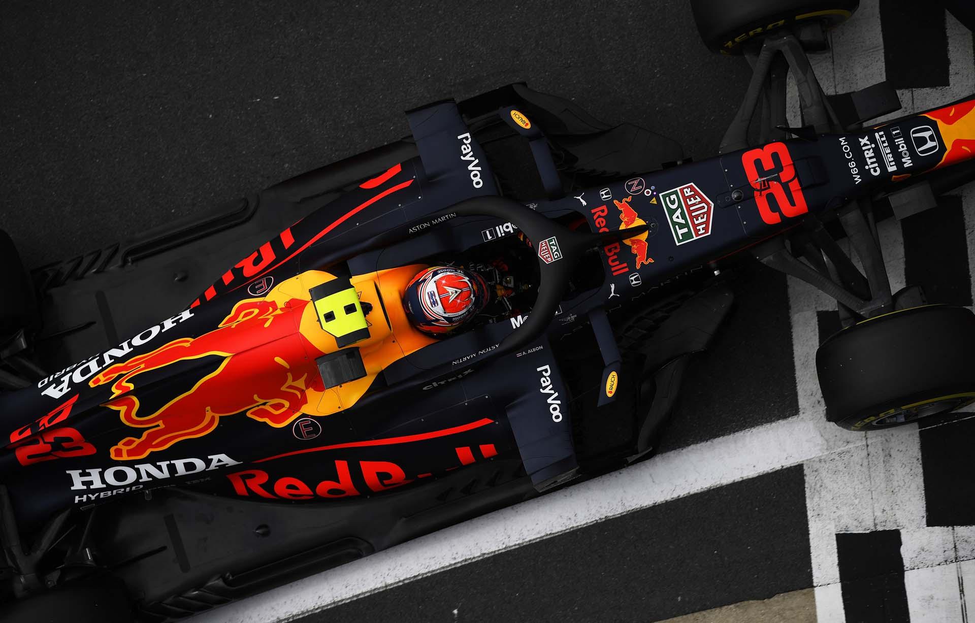 F1 70th Anniversary Grand Prix - Qualifying