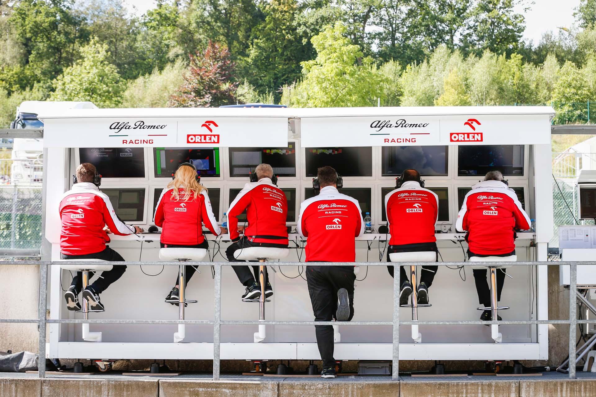 F1 - BELGIAN GRAND PRIX 2020