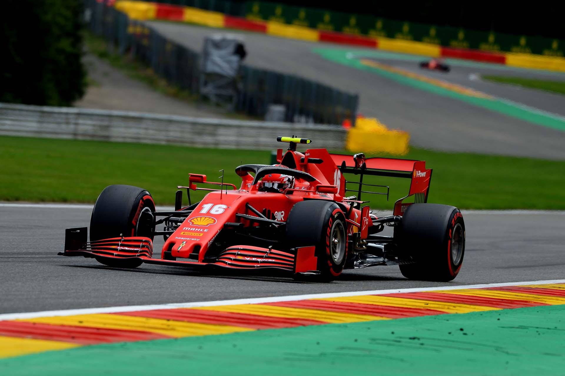 GP BELGIO F1/2020 -  SABATO 29/08/2020