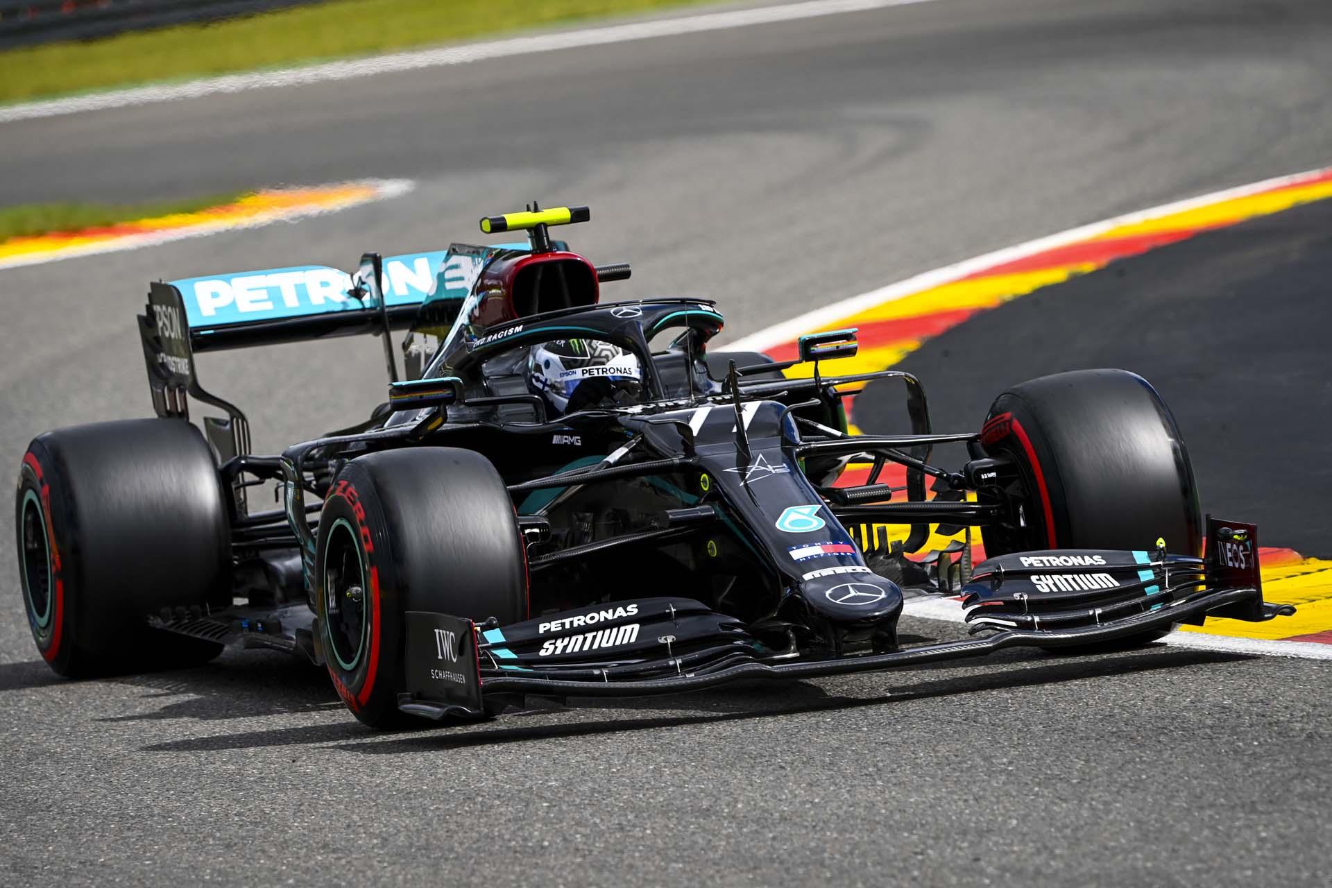 2020 Belgian Grand Prix, Saturday - LAT Images