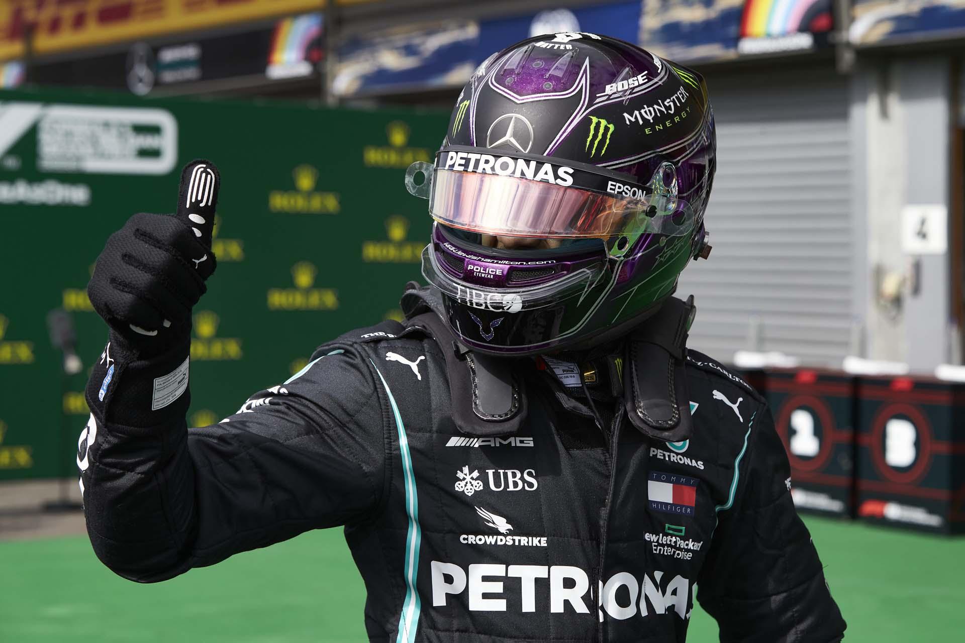 2020 Belgian Grand Prix, Saturday - Steve Etherington